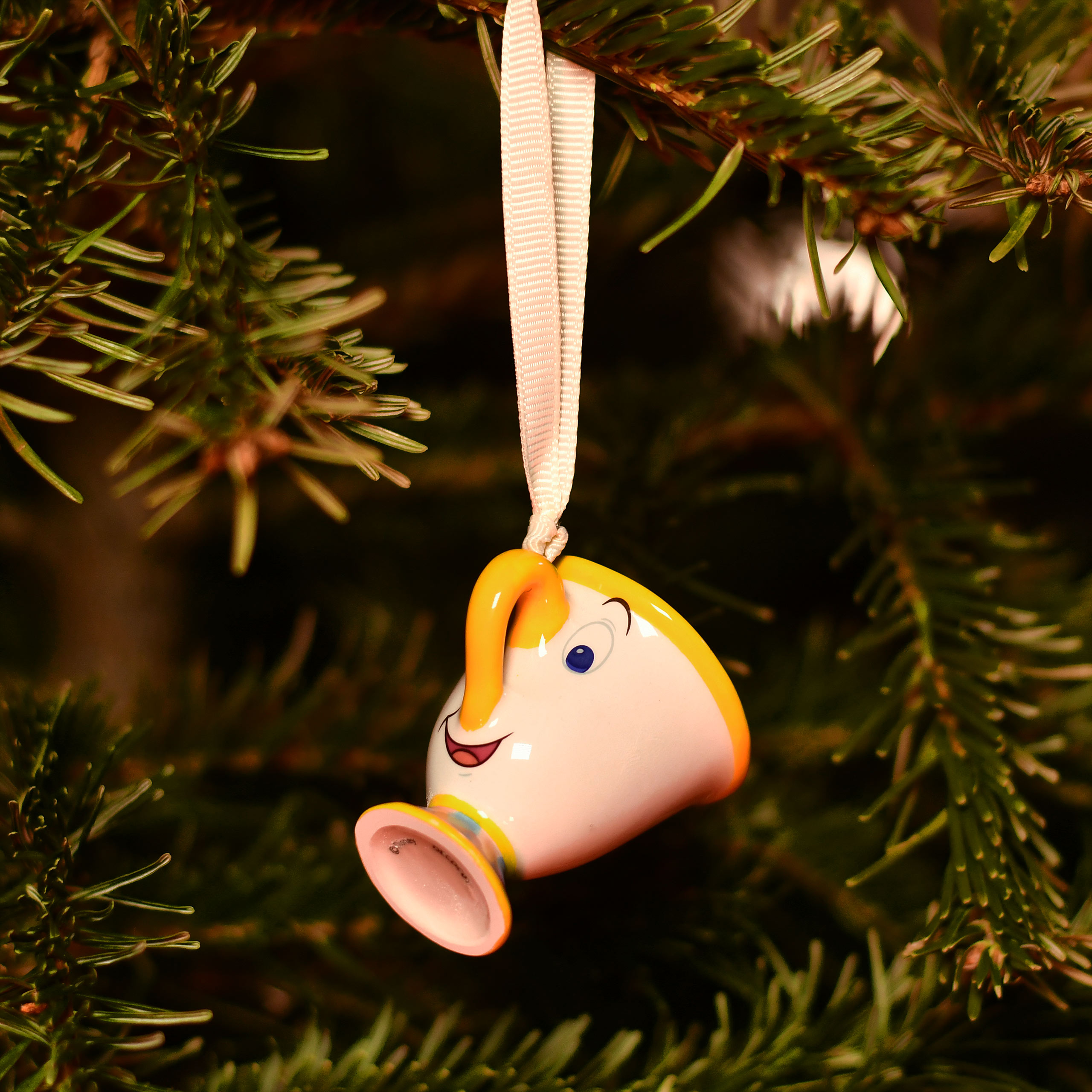 Tassilo Weihnachtsbaum-Schmuck - Die Schöne und das Biest