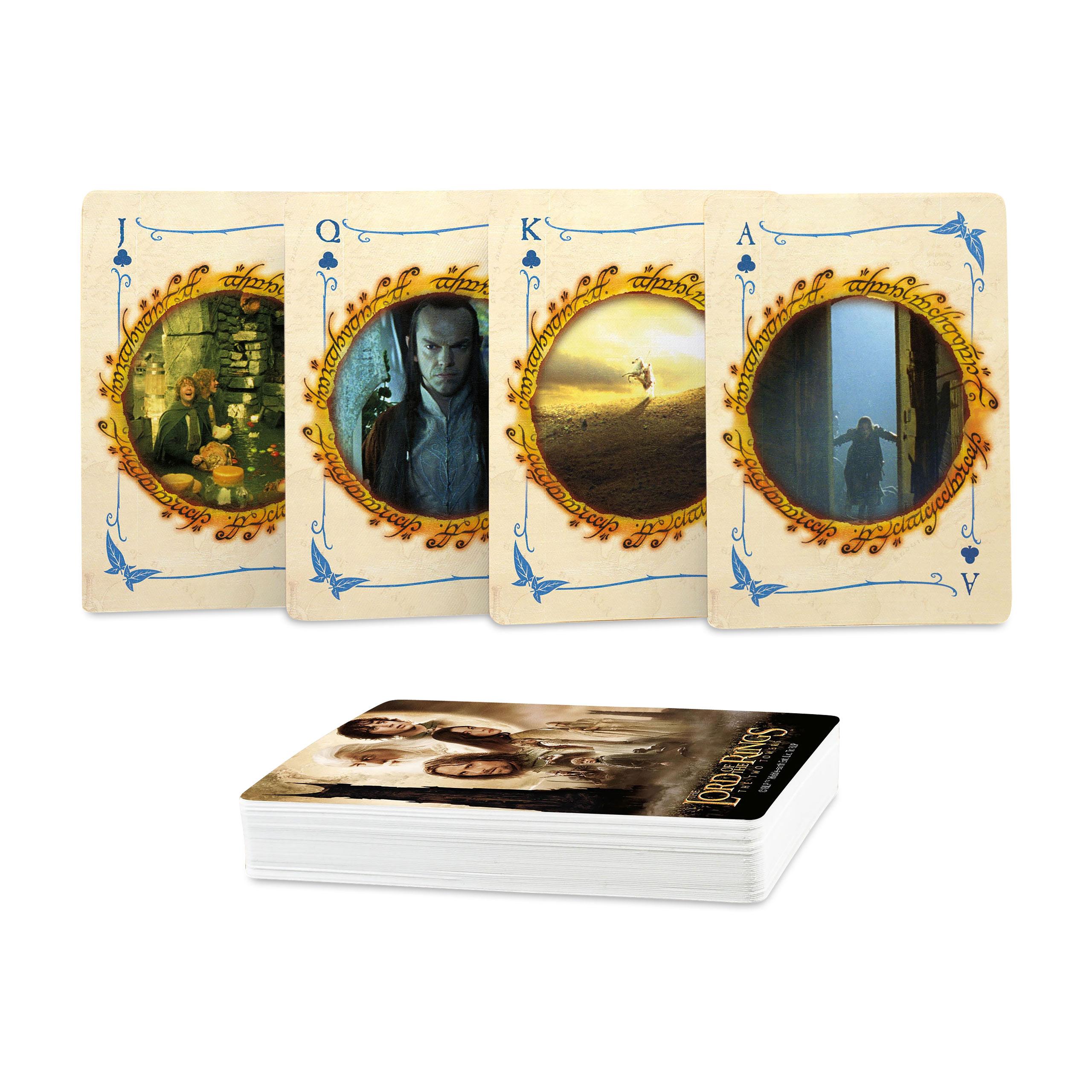 Herr der Ringe - Die zwei Türme Spielkarten