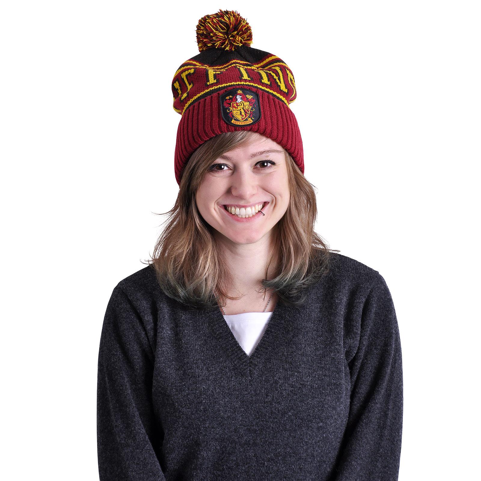 Harry Potter - Gryffindor Mütze rot