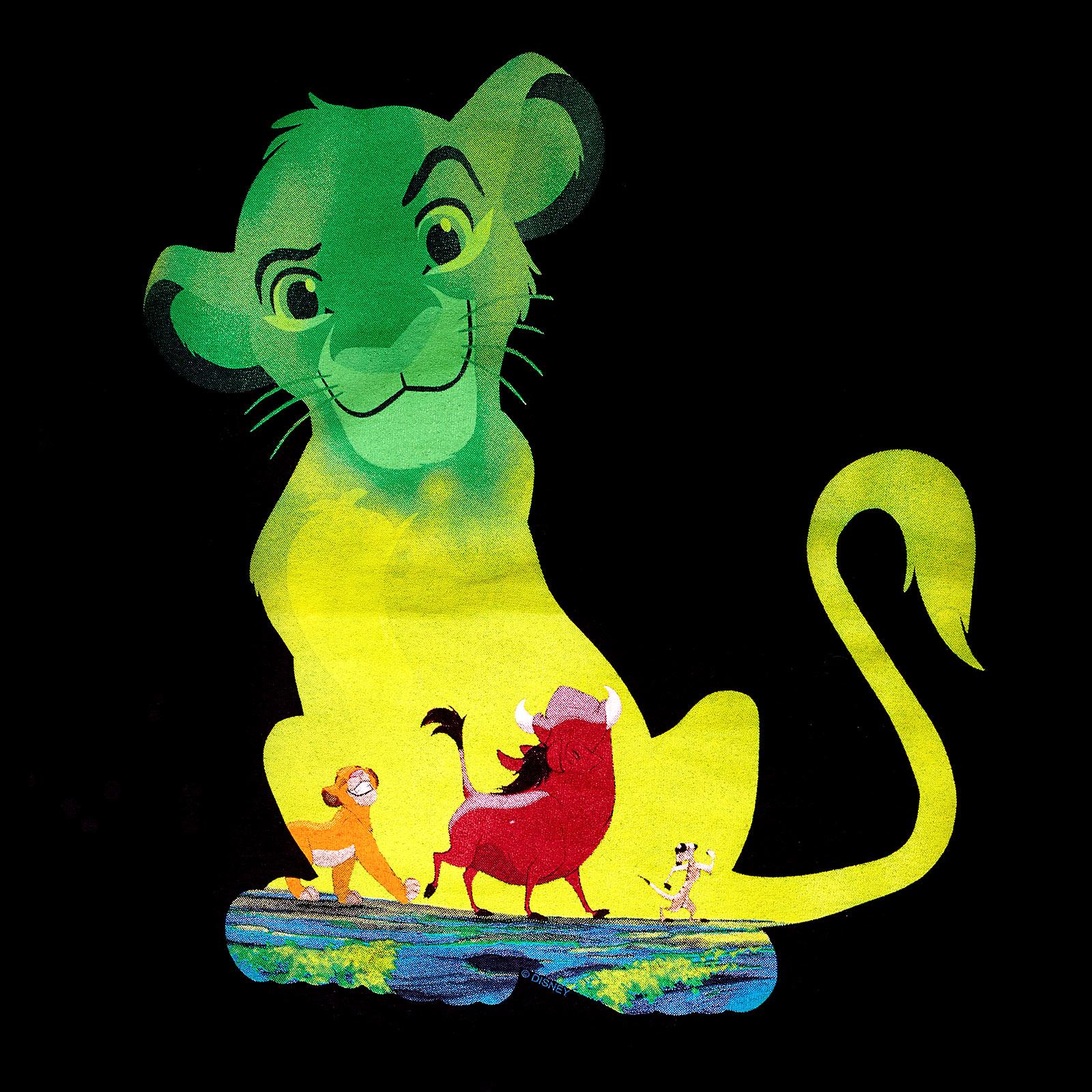 König der Löwen - Green Jungle T-Shirt Damen