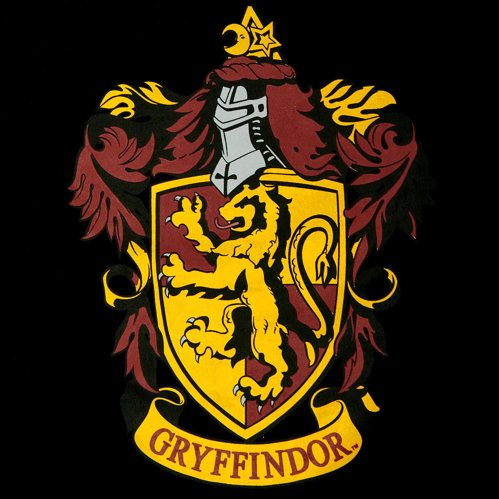Harry Potter - Gryffindor Wappen Pyjama Damen