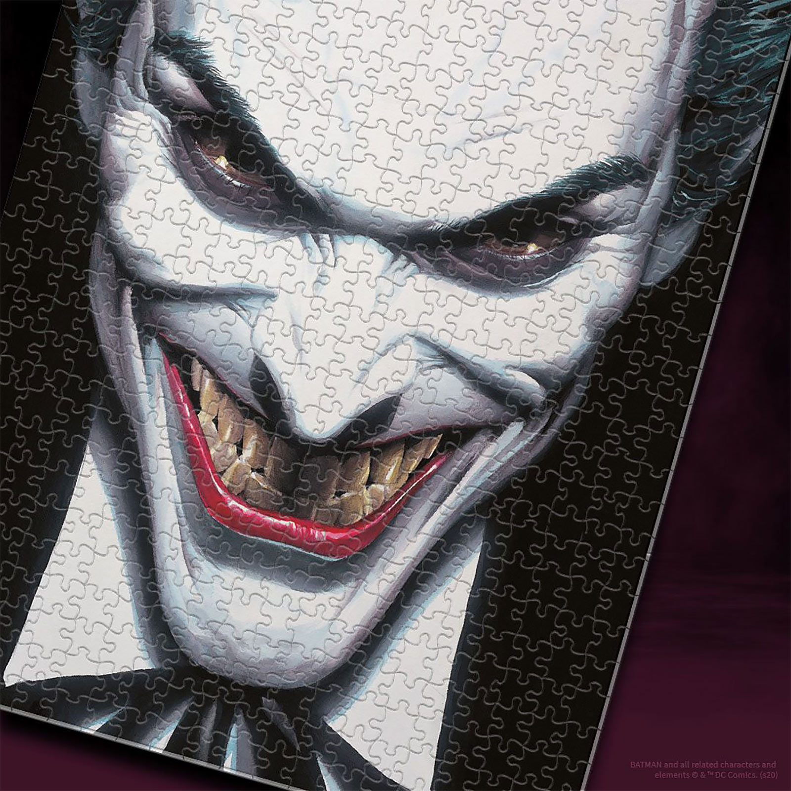 Joker - Prince of Crime Puzzle