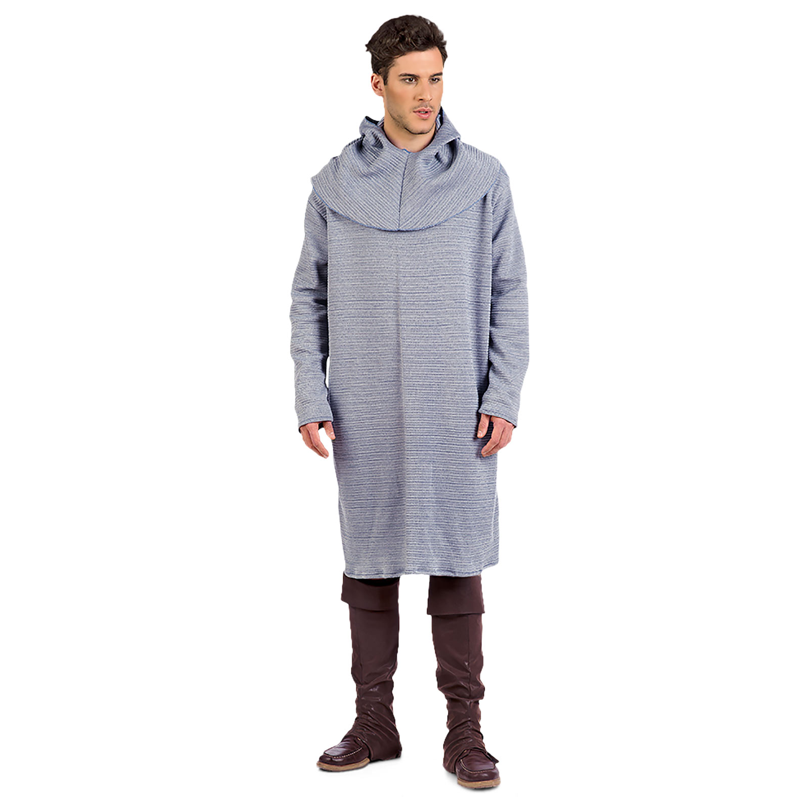 Mittelalter Kettenhemd Tunika Herren