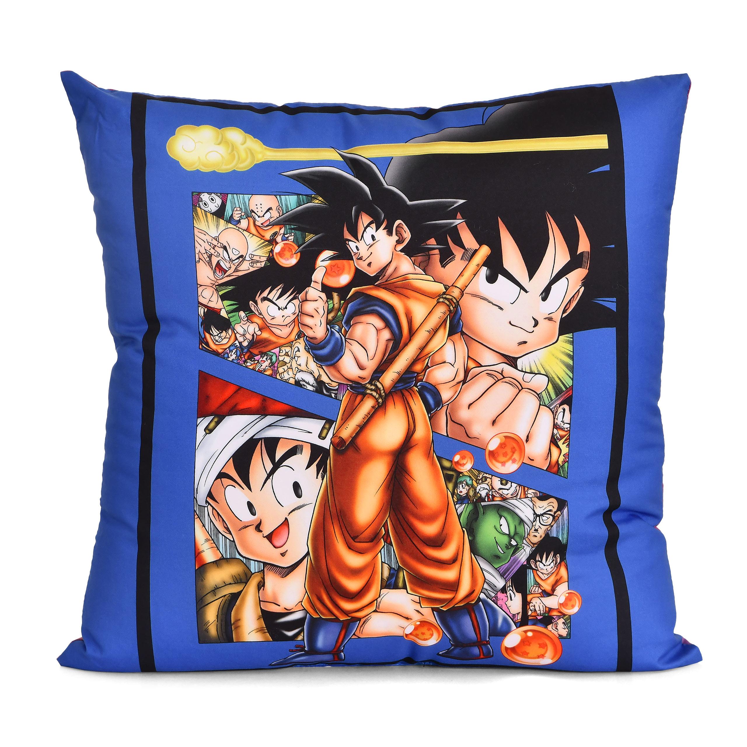 Dragon Ball - Son Goku Kissen