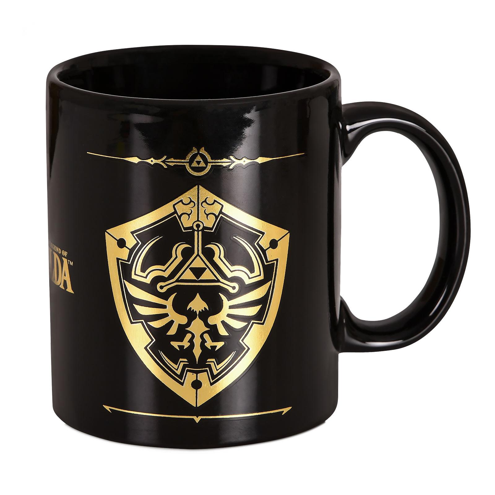 Zelda - Hylia Schild Tasse