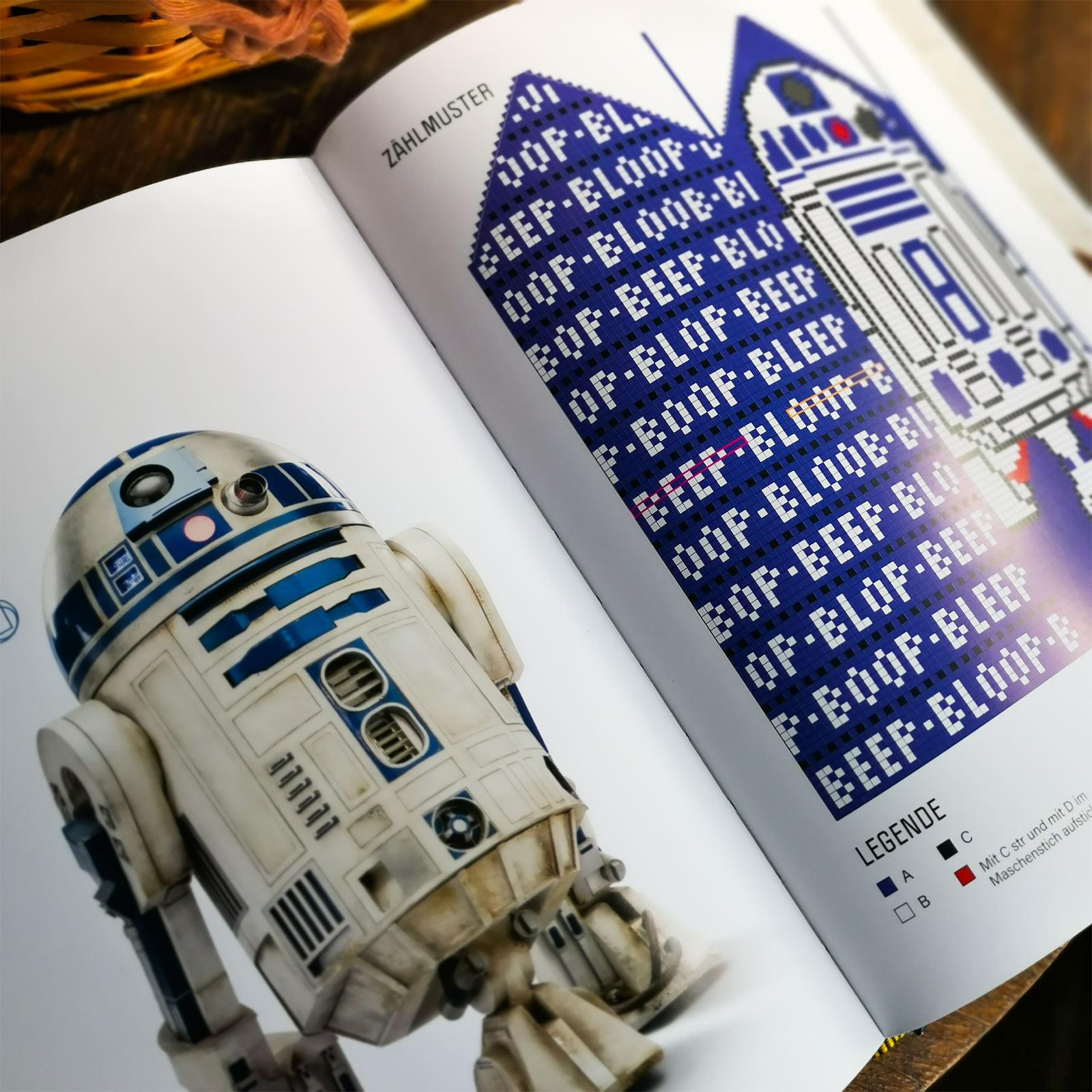 Star Wars - Galaktisch stricken