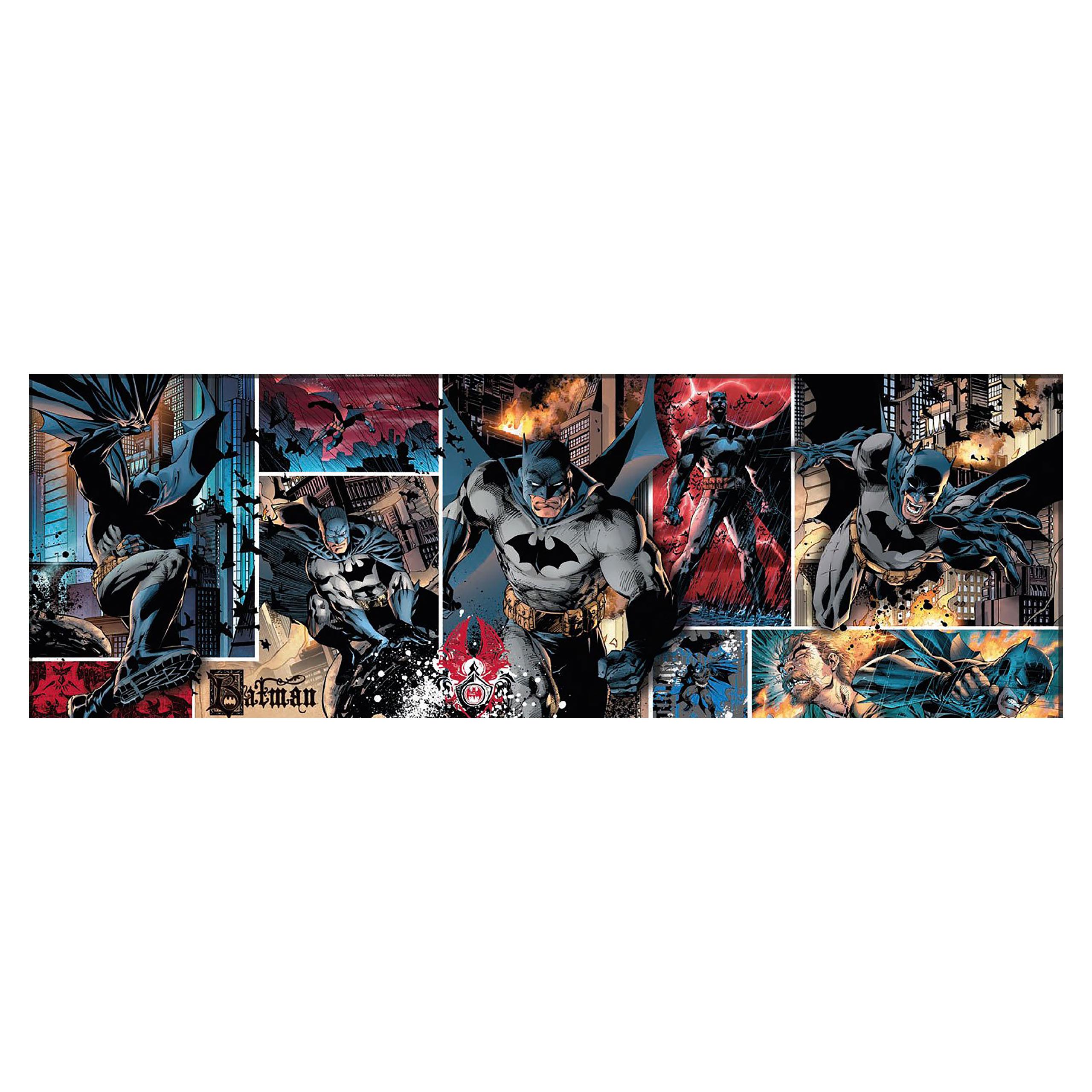 Batman - Comic Panorama Puzzle