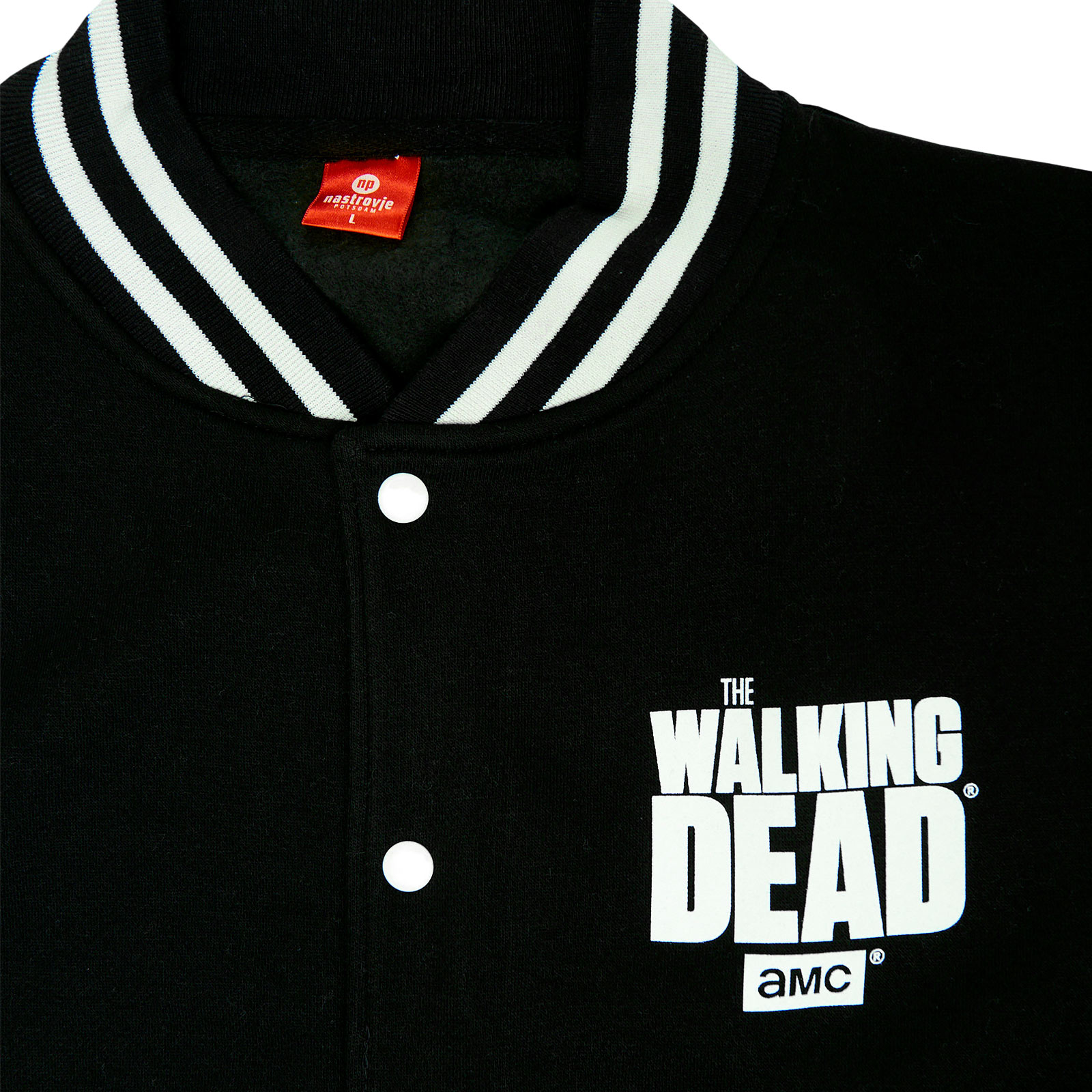 Walking Dead - Daryl Wings College Jacke