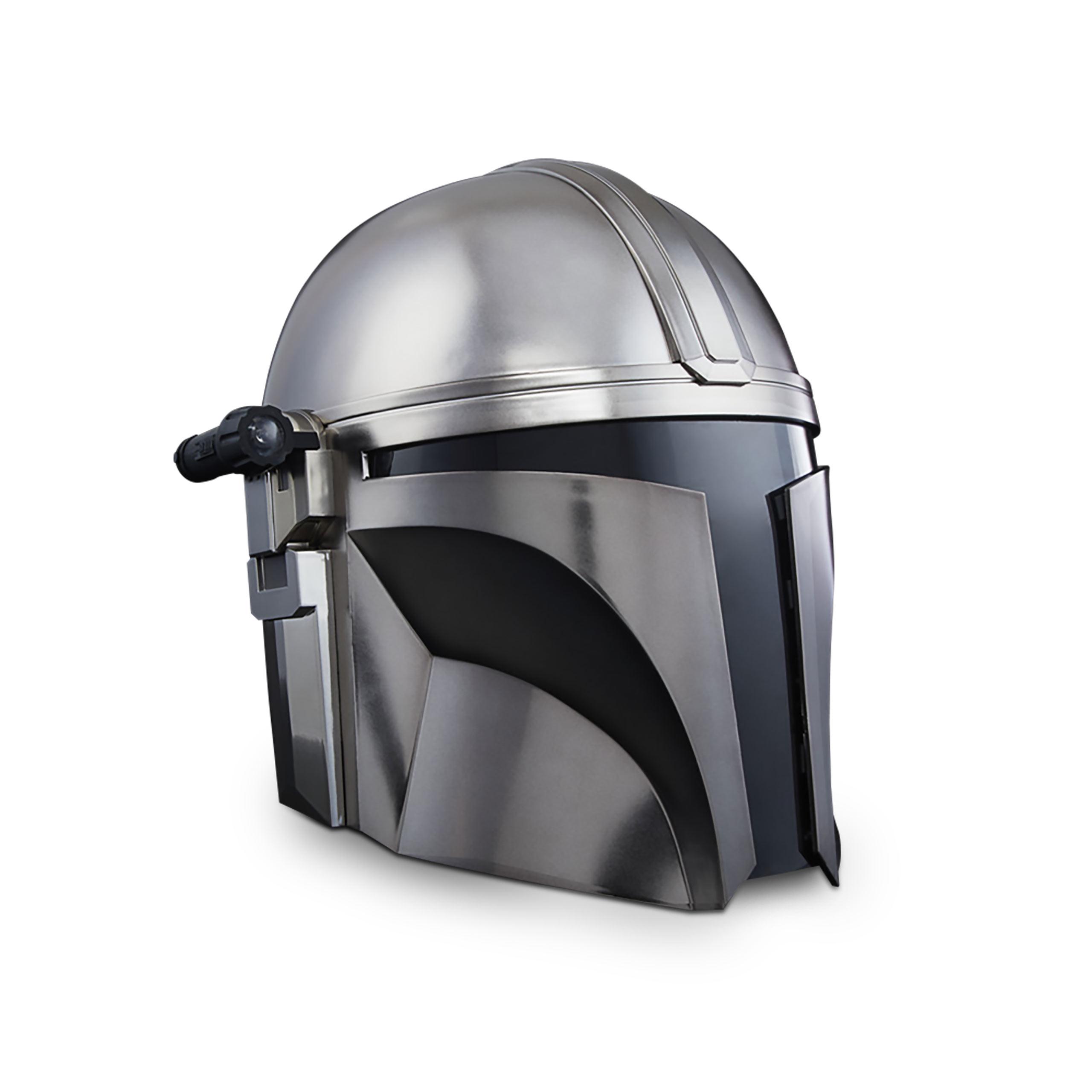 The Mandalorian Helm Replik mit Licht - Star Wars