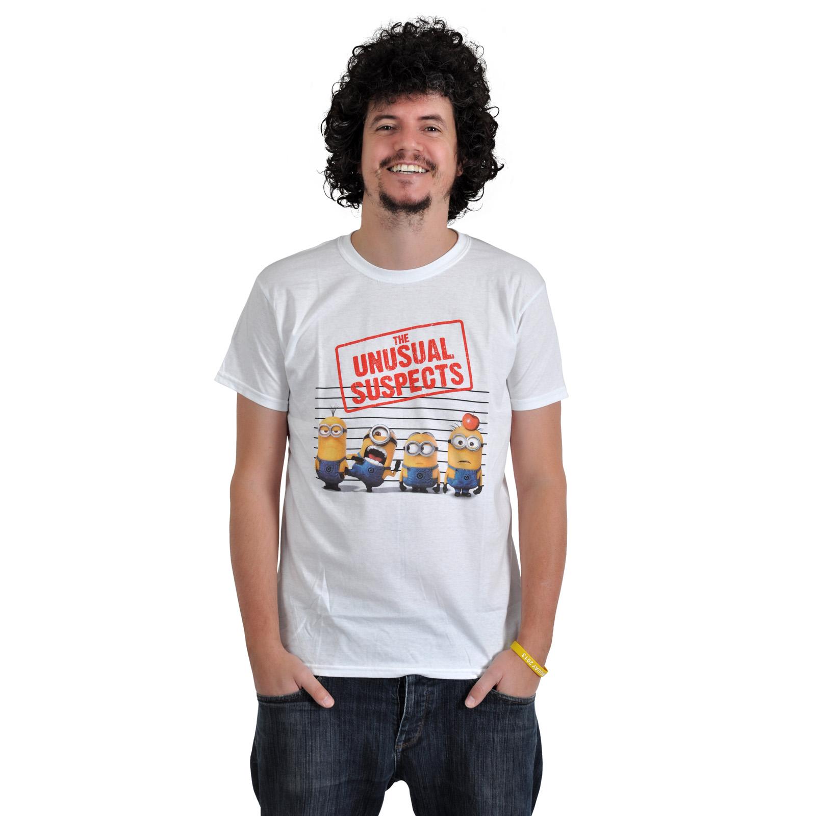 Einfach Unverbesserlich T-Shirt - Die unüblichen Verdächtigen