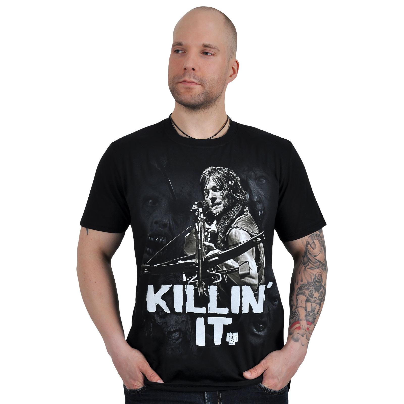Walking Dead - Killin'It T-Shirt