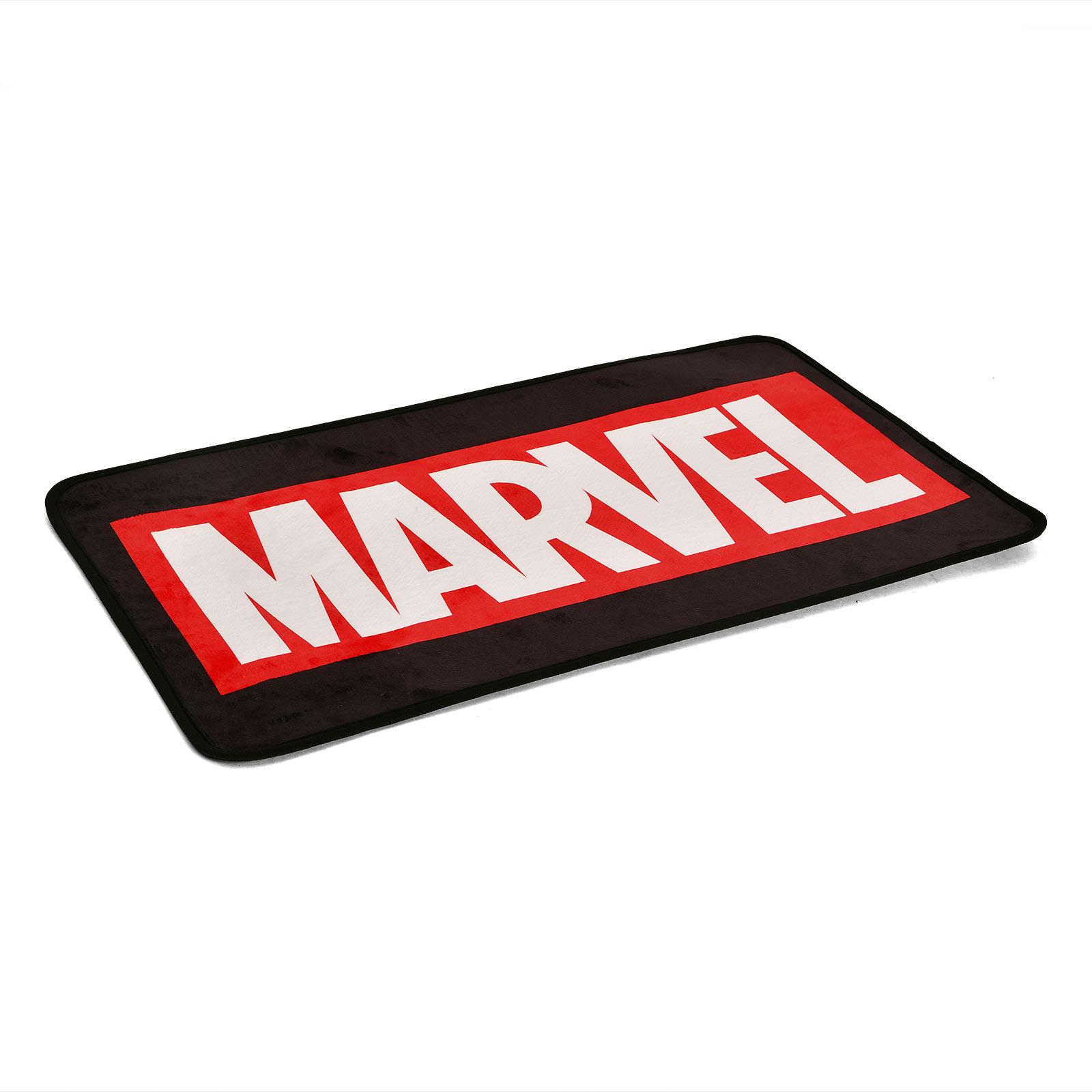 Marvel - Logo Teppich