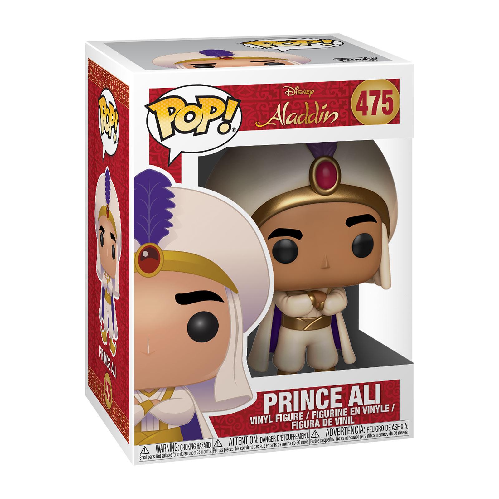 Aladdin - Prinz Ali Funko Pop Figur