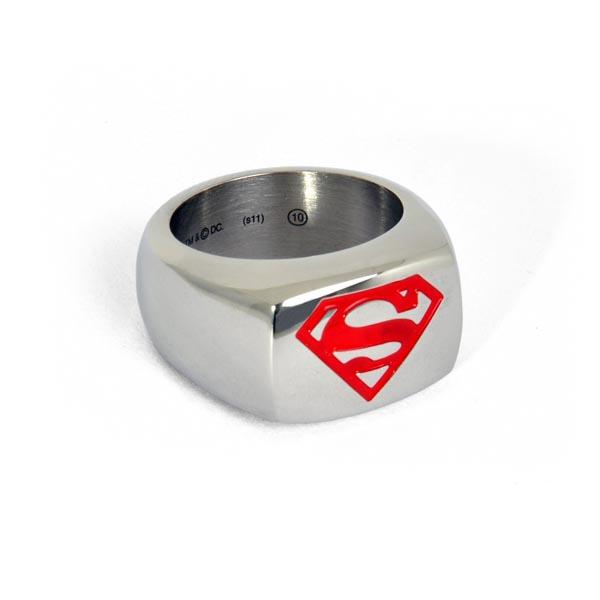 Superman - Signal Ring rot