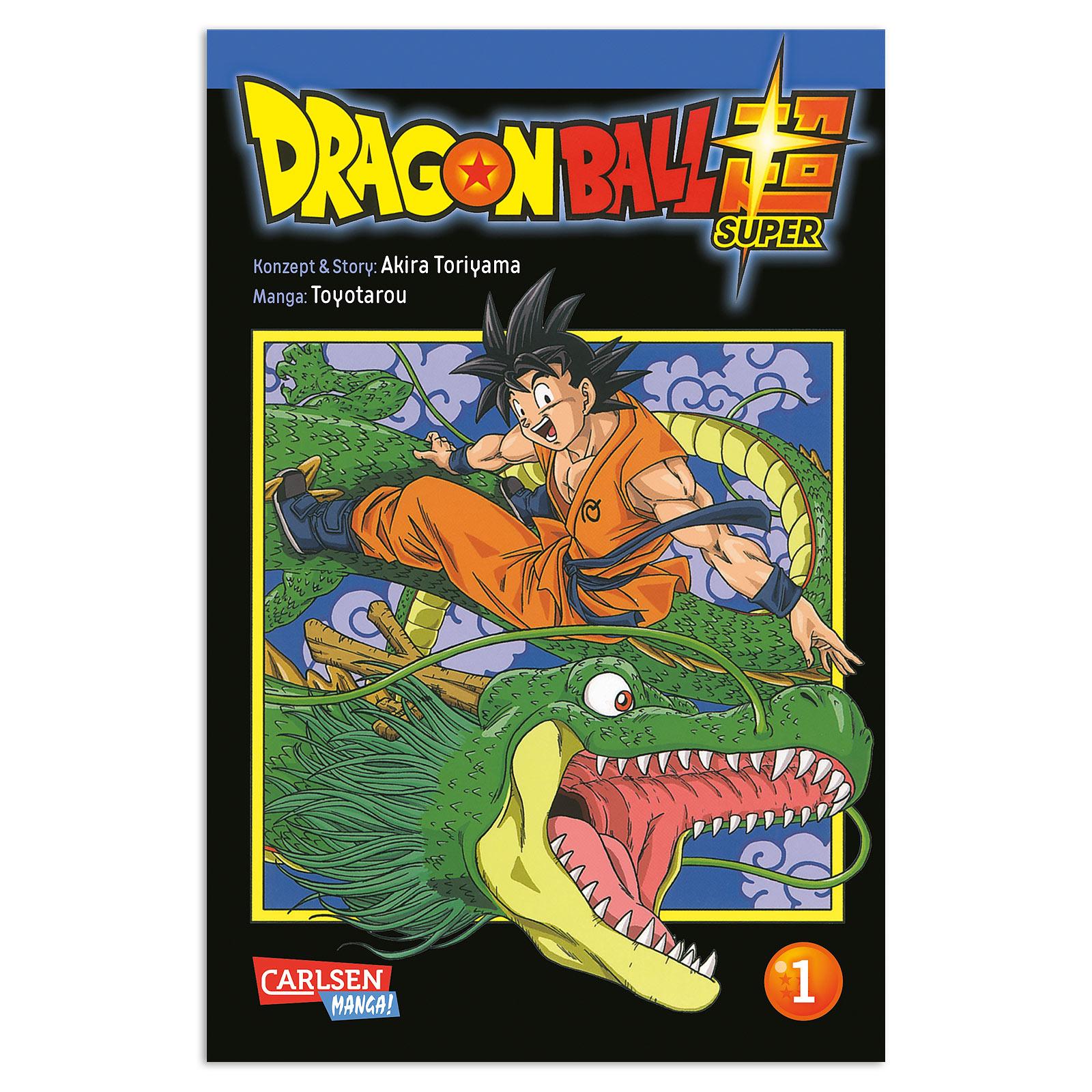 Dragon Ball Super - Die Krieger aus dem 6.Universum Band 1 Taschenbuch