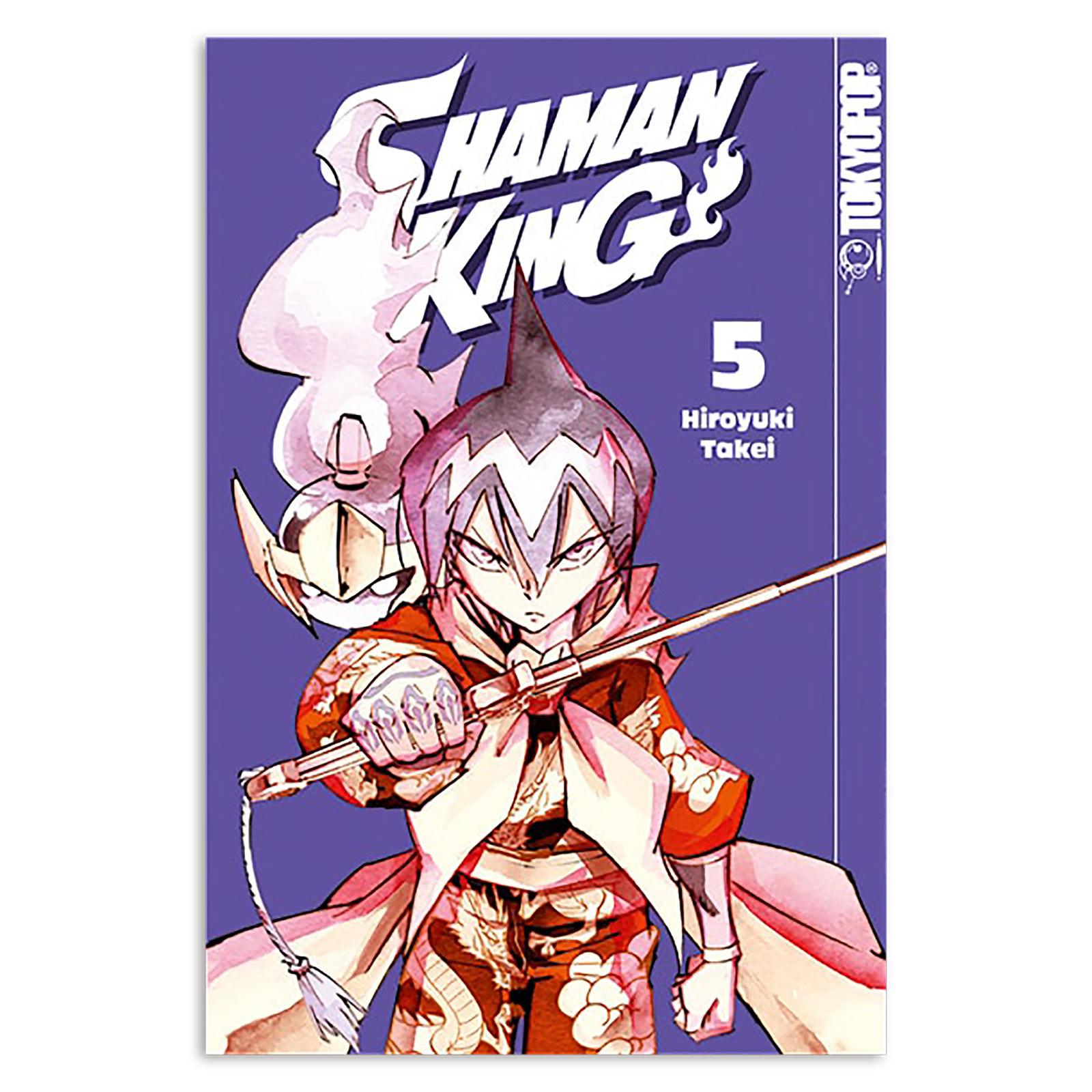 Shaman King - Band 5 Taschenbuch
