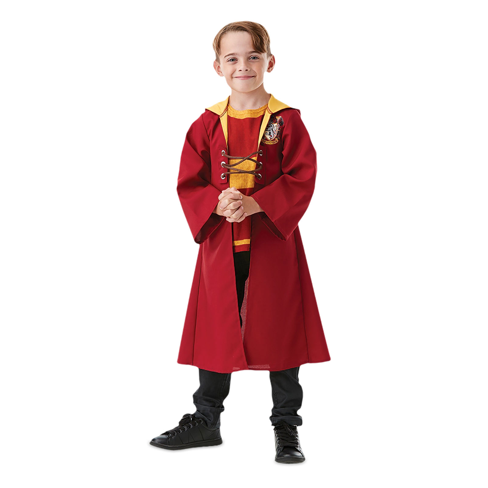 Harry Potter - Gryffindor Quidditch Robe Kinder Kostüm