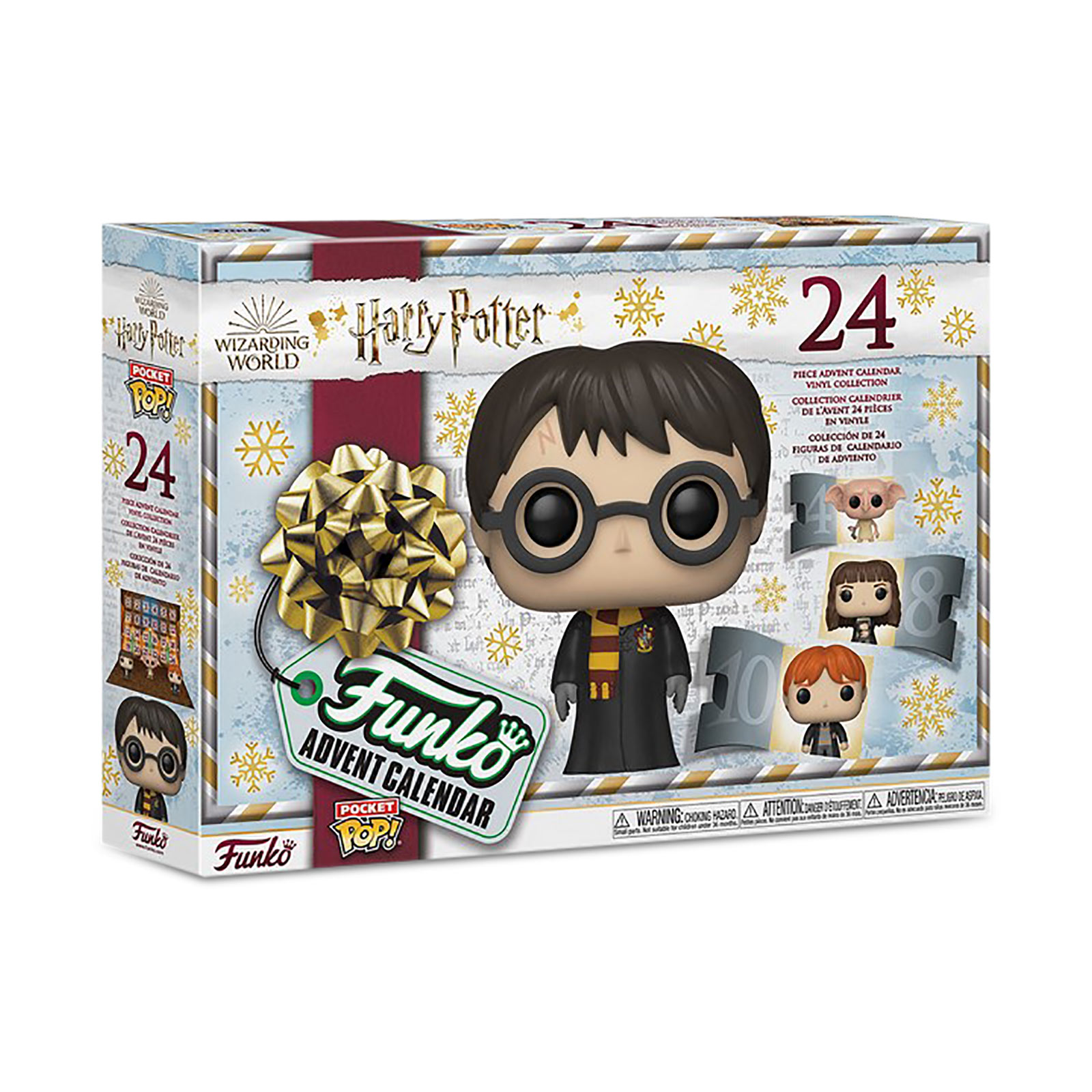 Harry Potter - Funko Pocket Pop Adventskalender 2021