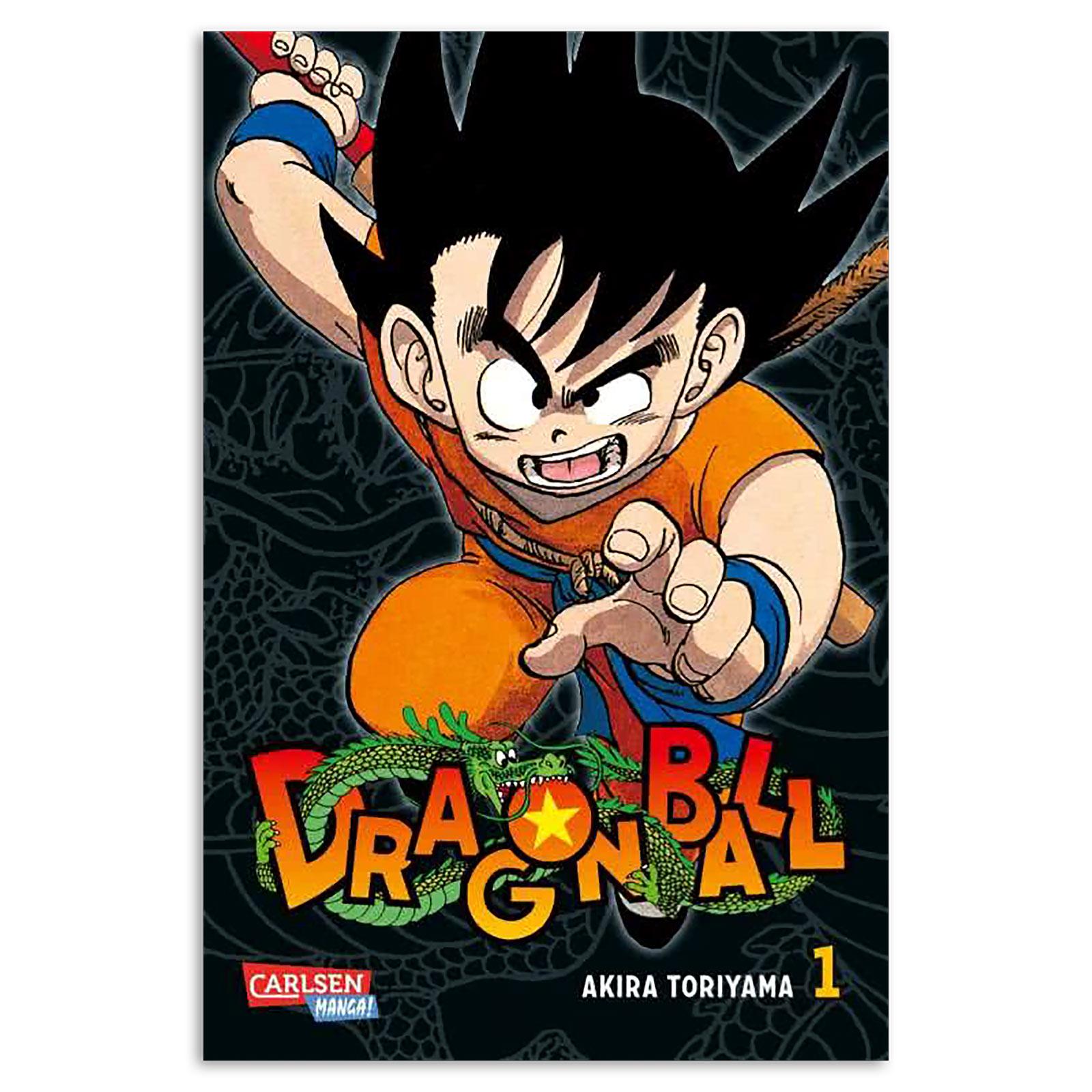 Dragon Ball - Sammelband 1 Taschenbuch