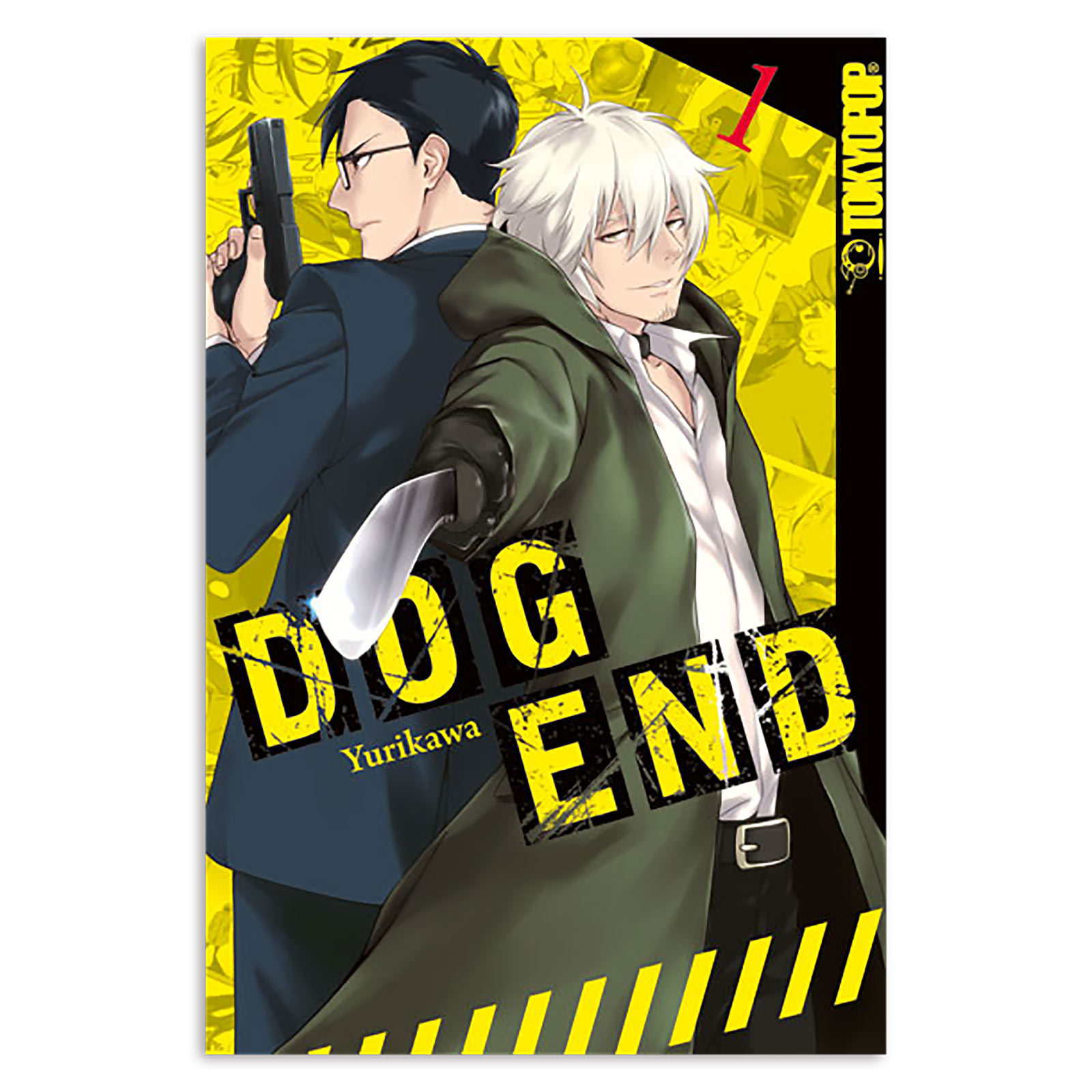 Dog End - Band 1 Taschenbuch