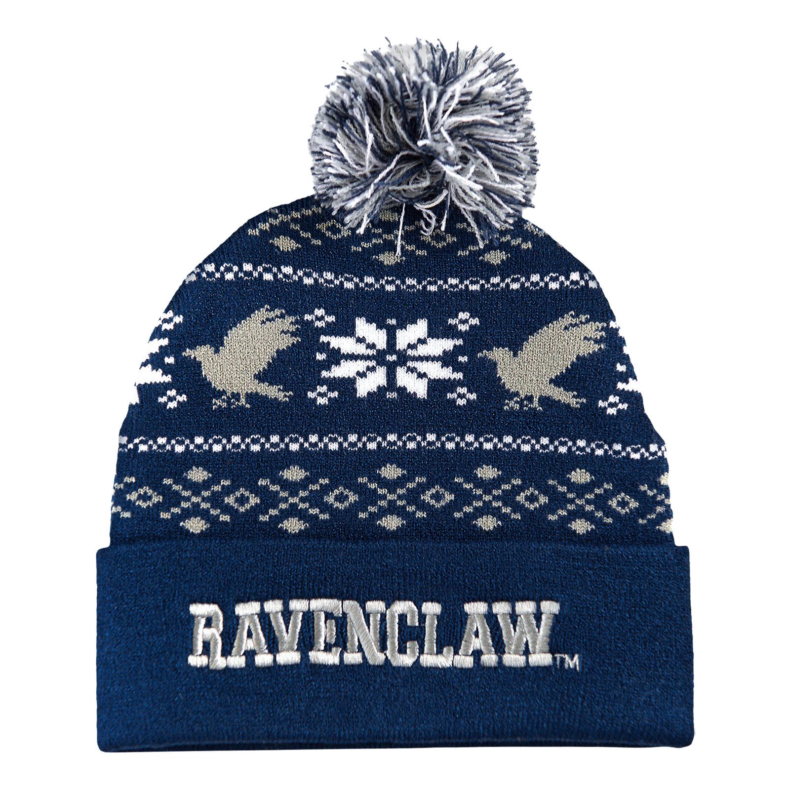 Harry Potter - Ravenclaw Norwegermütze blau