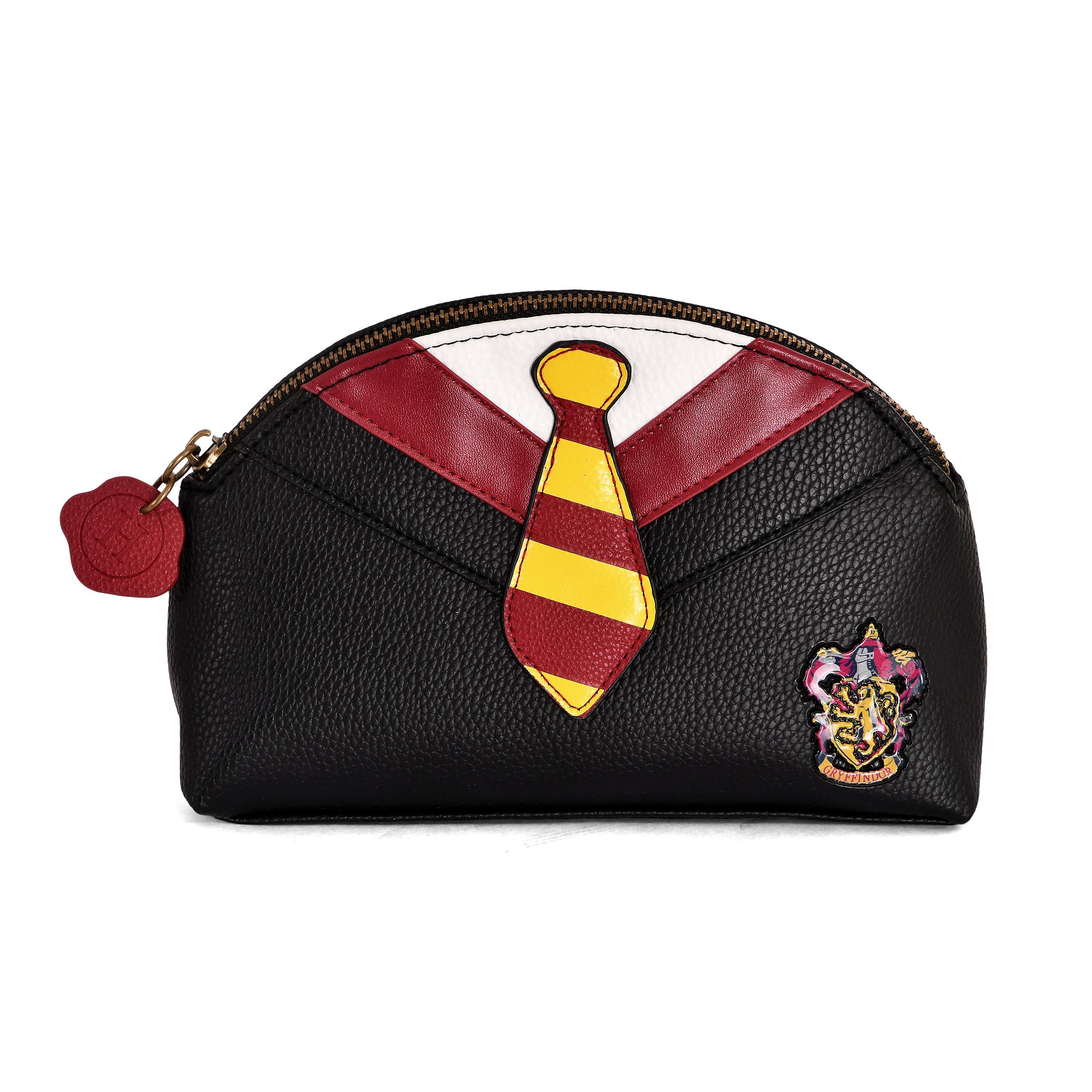 Harry Potter - Gryffindor Suit & Tie Kosmetiktasche