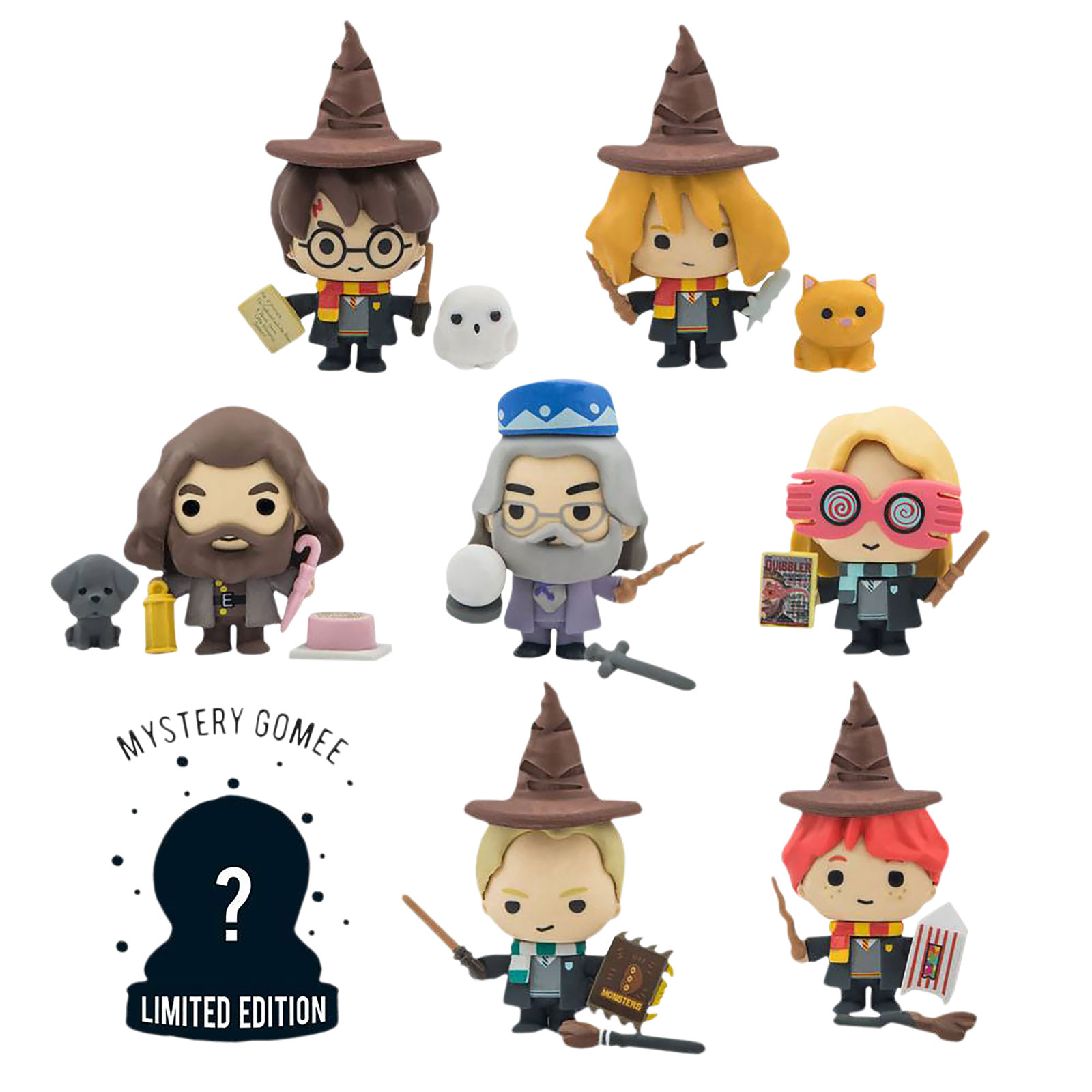 Harry Potter - Mystery Radiergummi