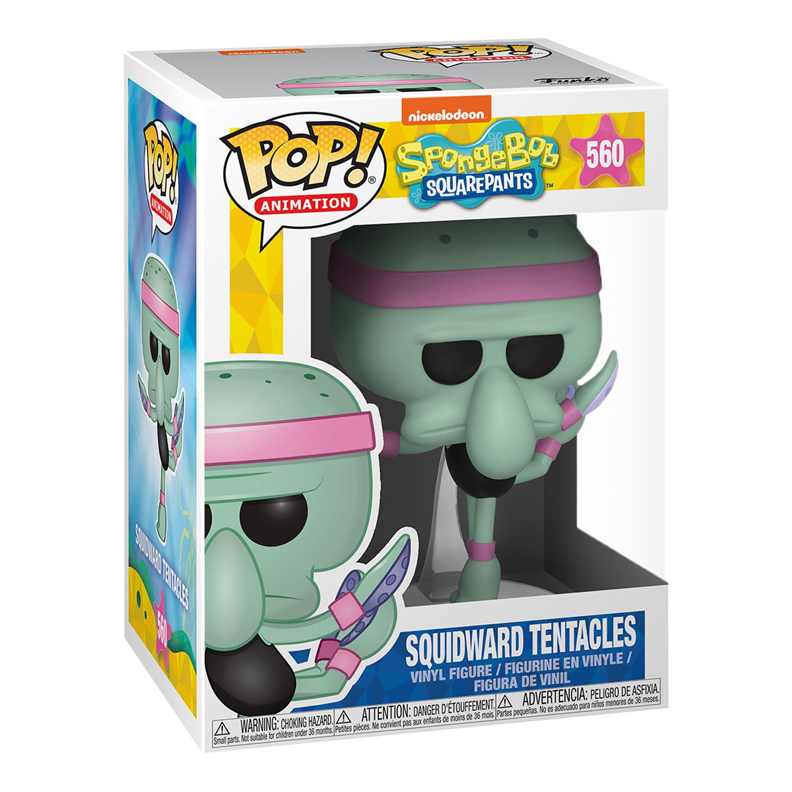 SpongeBob - Thaddäus Ballerina Funko Pop Figur