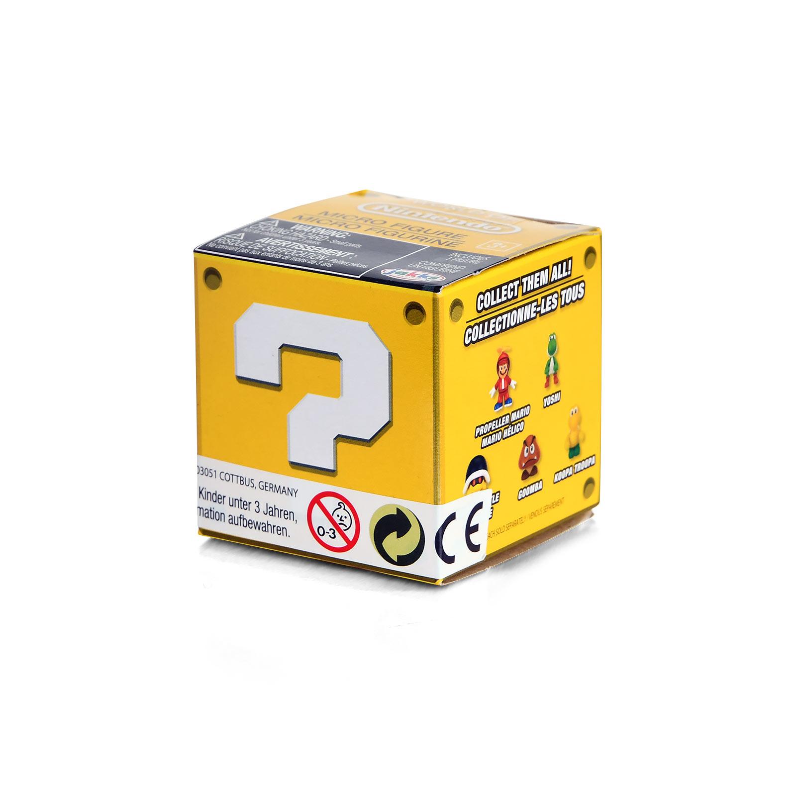 Nintendo Super Mario - Micro Wave 2 Mystery Figur