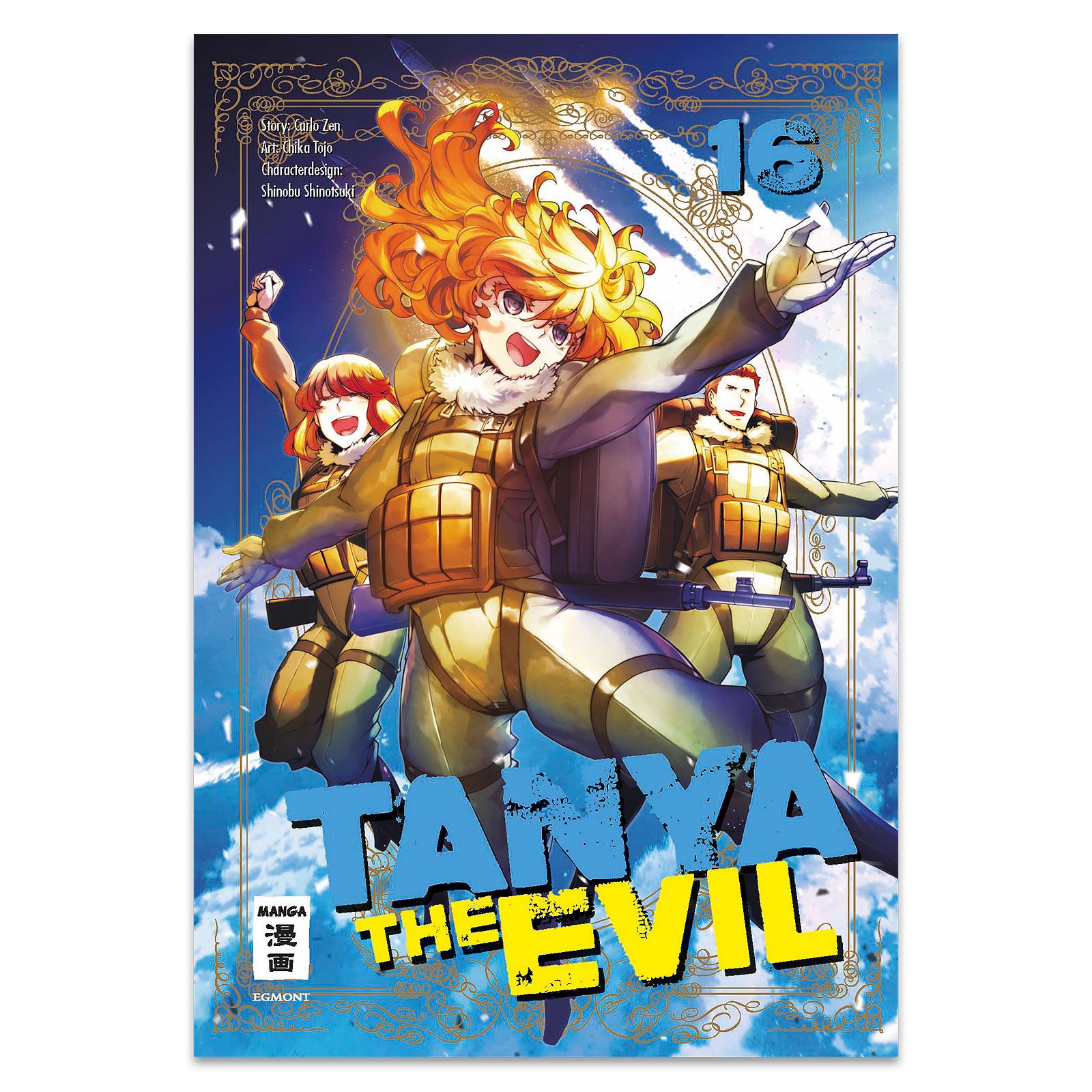 Tanya the Evil - Band 16 Taschenbuch