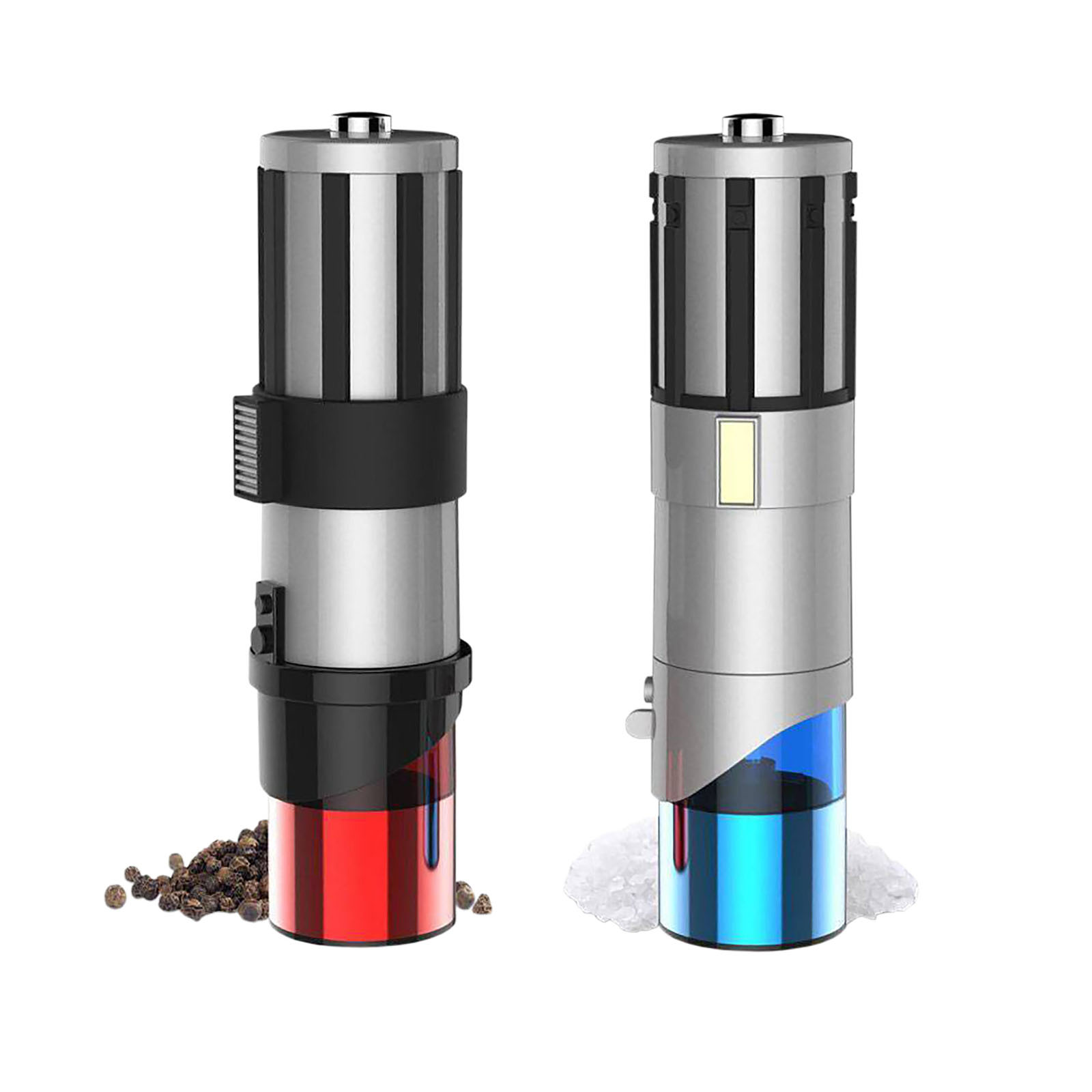 Star Wars - Lichtschwerter Elektrische Salz- und Pfeffermühle