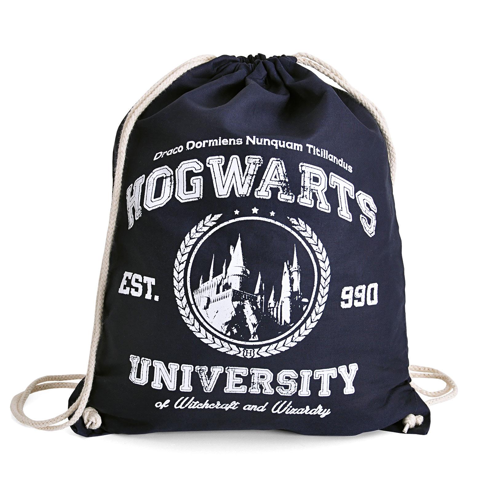 Magic University Sportbag blau