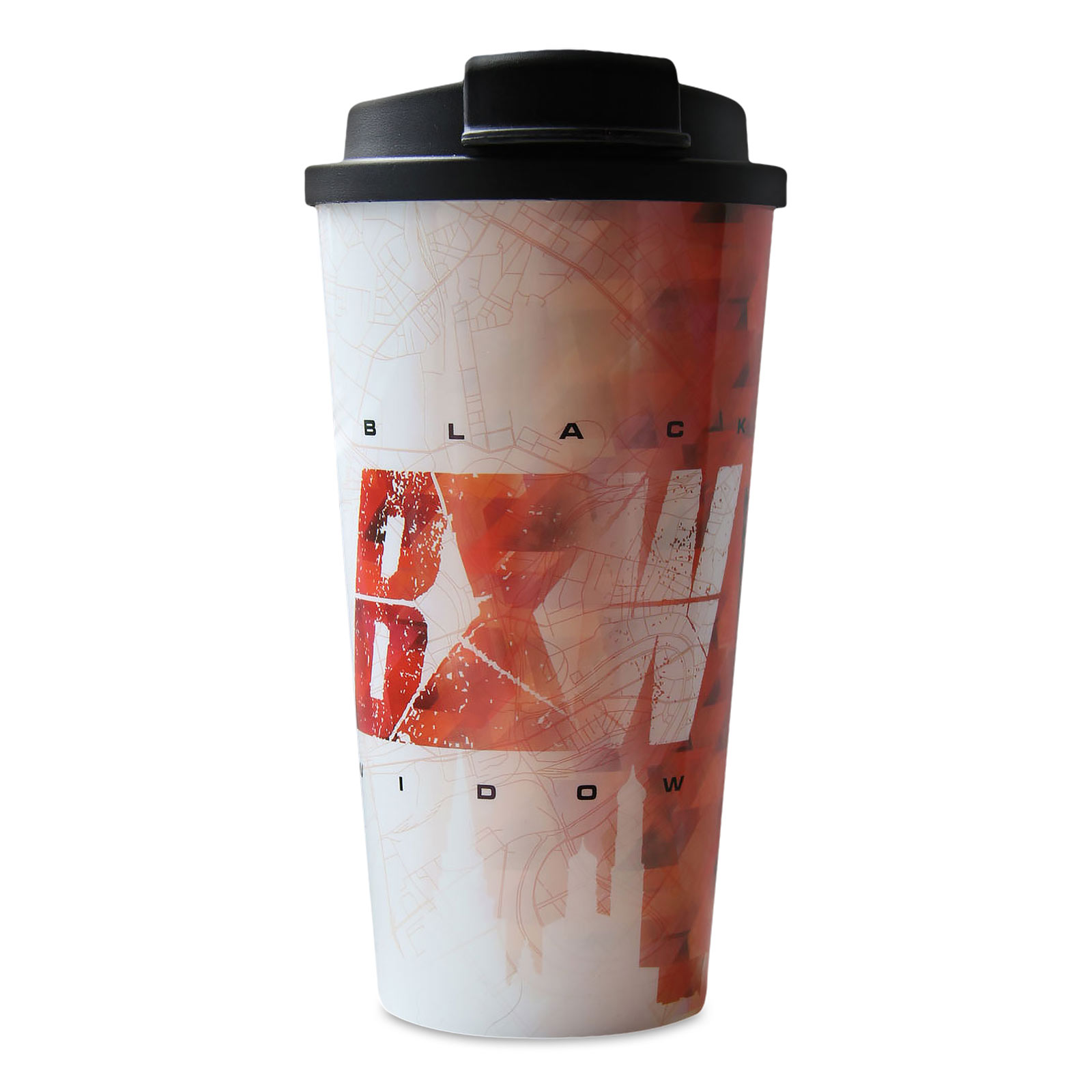 Black Widow Thermo To Go Becher