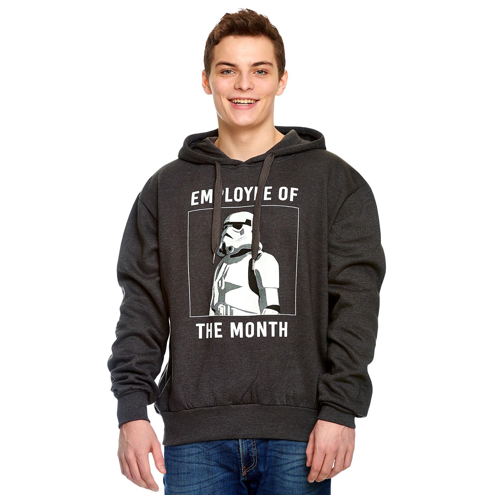 Star Wars - Stormtrooper Employee of the Month Hoodie grau