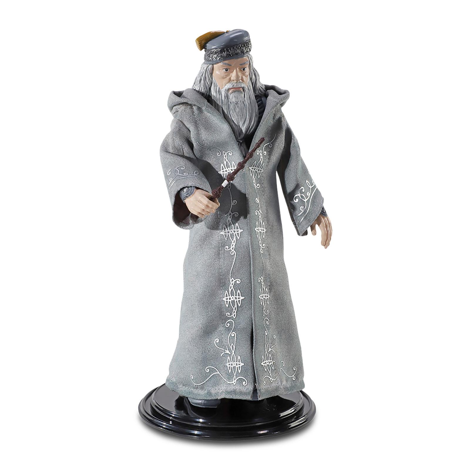 Harry Potter - Dumbledore Bendyfigs Figur 18 cm
