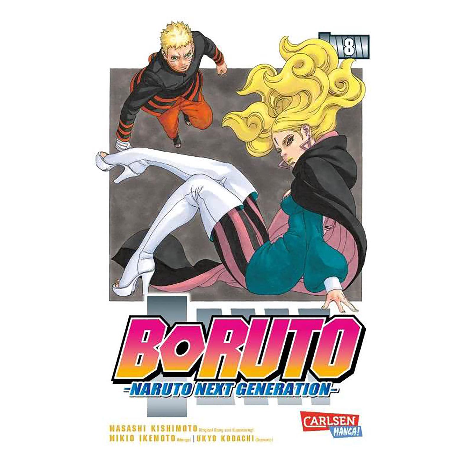 Boruto - Naruto the next Generation Band 8 Taschenbuch