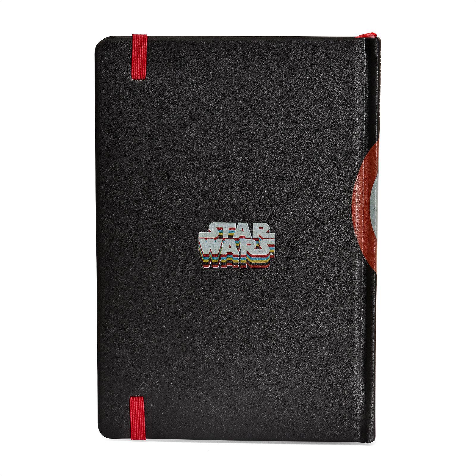Star Wars - Retro Taschenkalender 2020