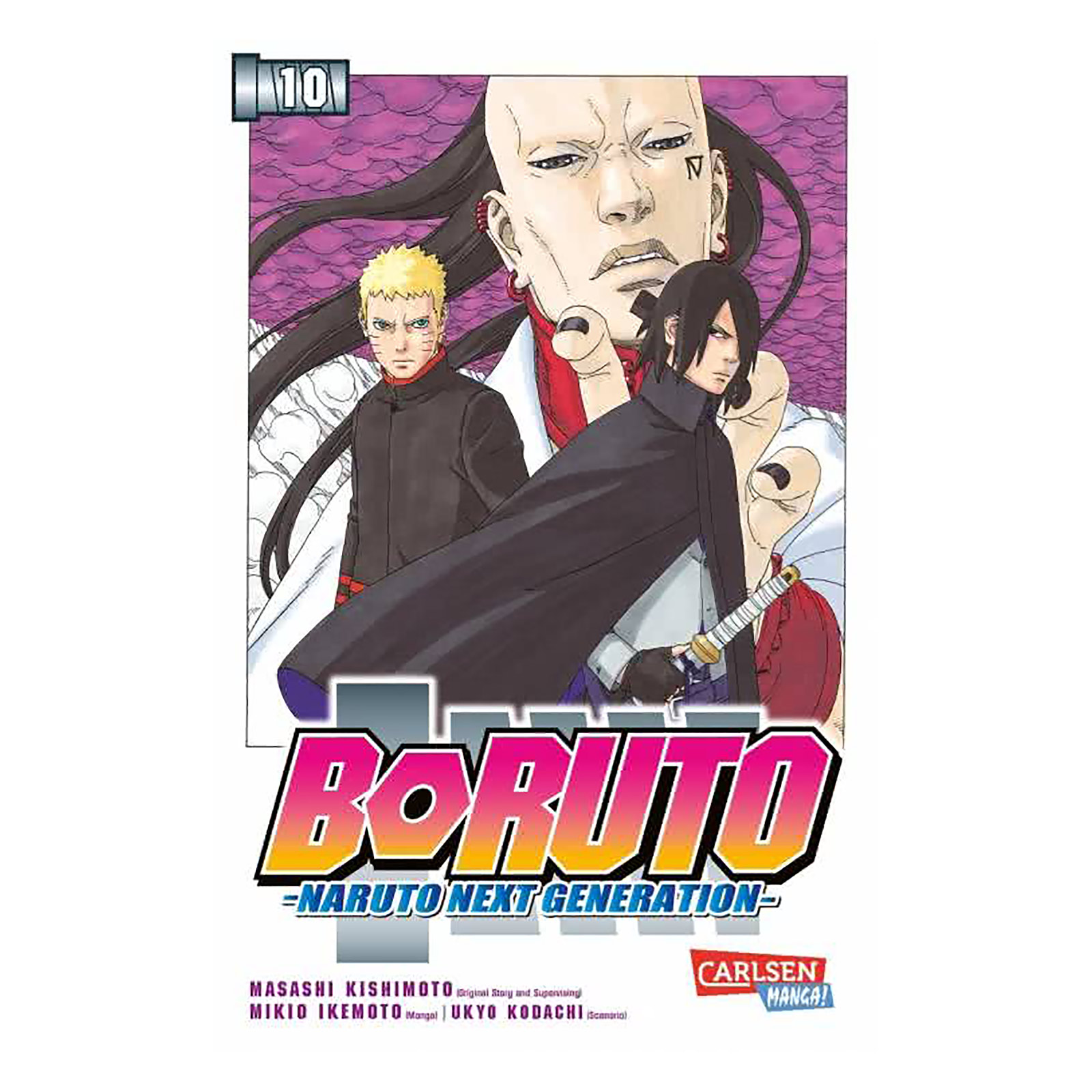 Boruto - Naruto the next Generation Band 10 Taschenbuch