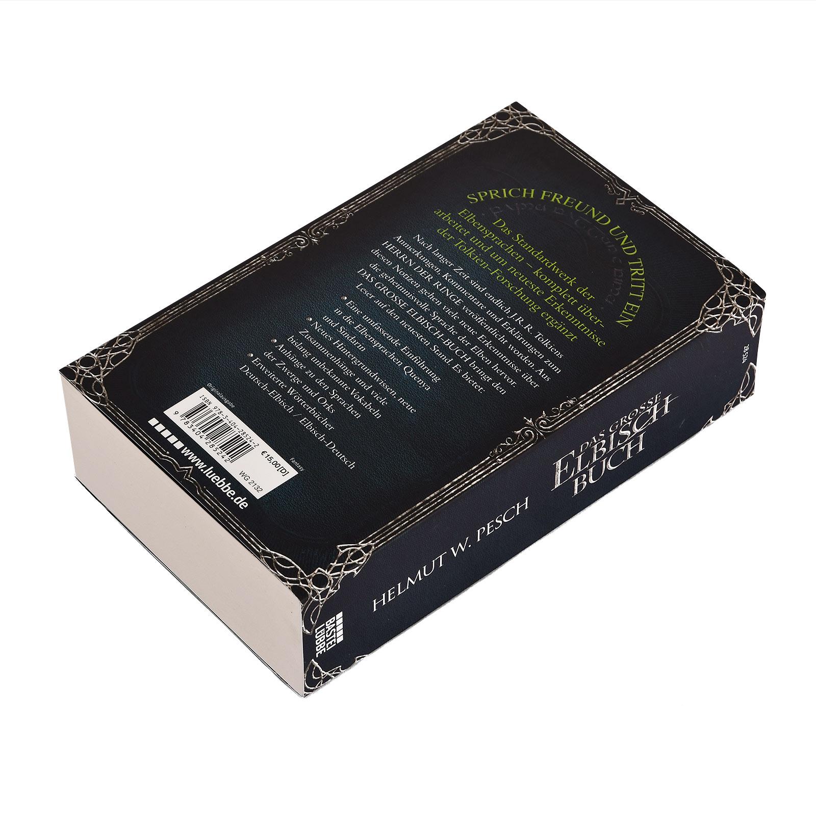 Das große Elbisch - Buch
