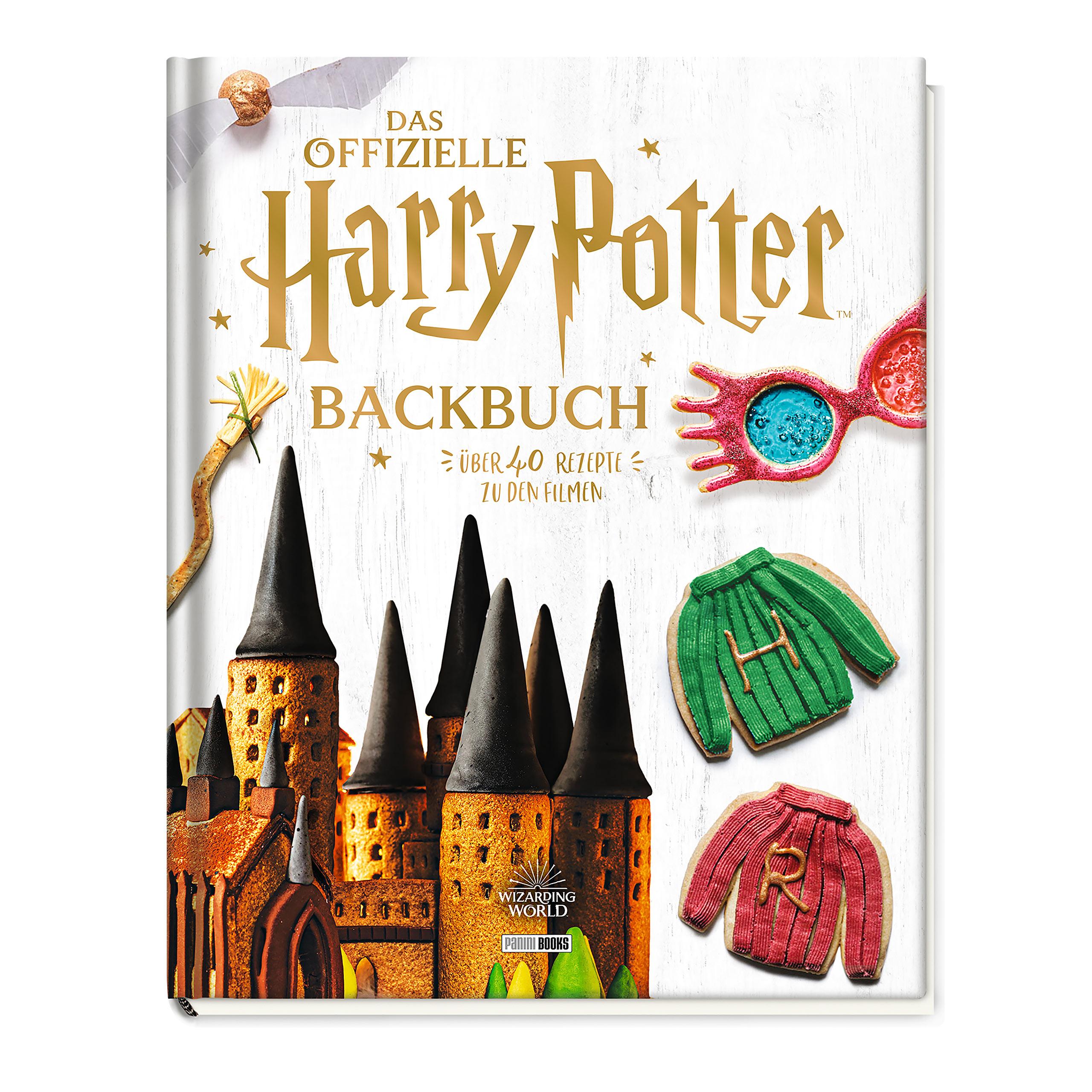Das offizielle Harry Potter Backbuch - Gebundene Ausgabe