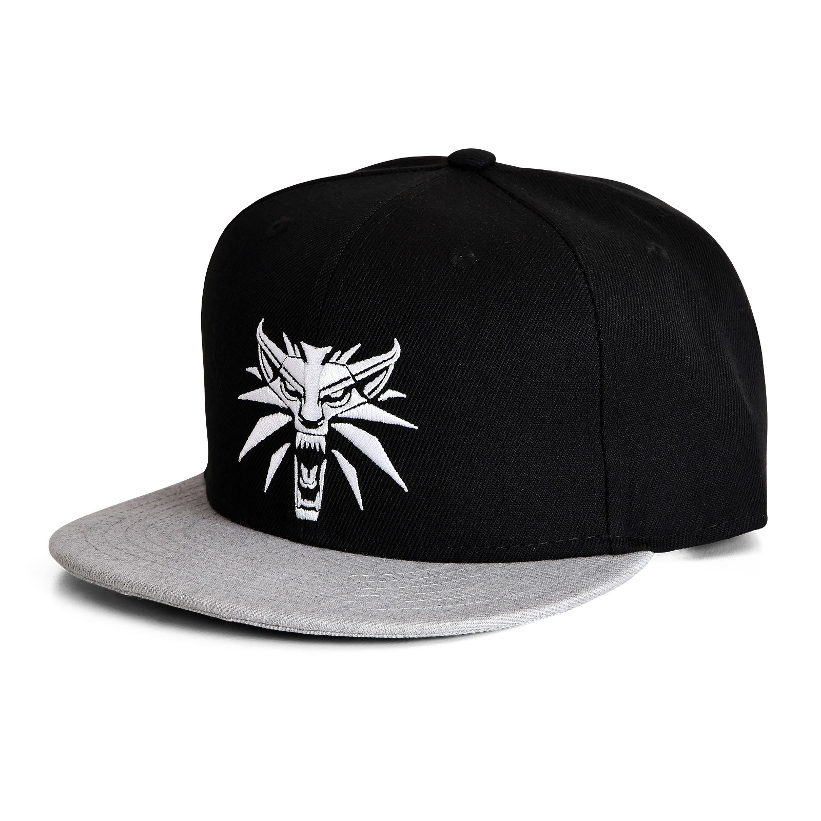 Witcher - Wolf Medaillon Snapback Cap