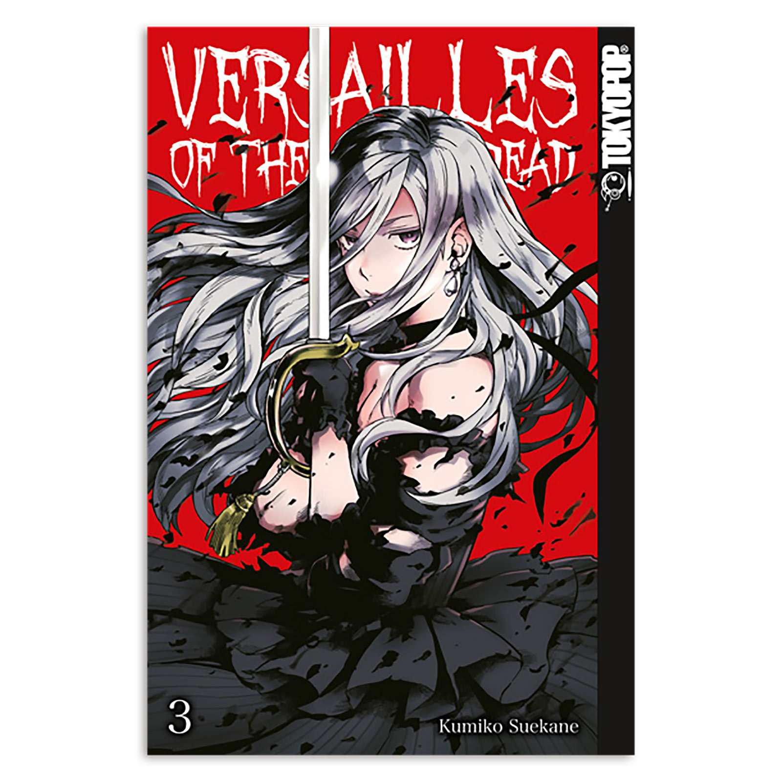 Versailles of the Dead - Band 3 Taschenbuch