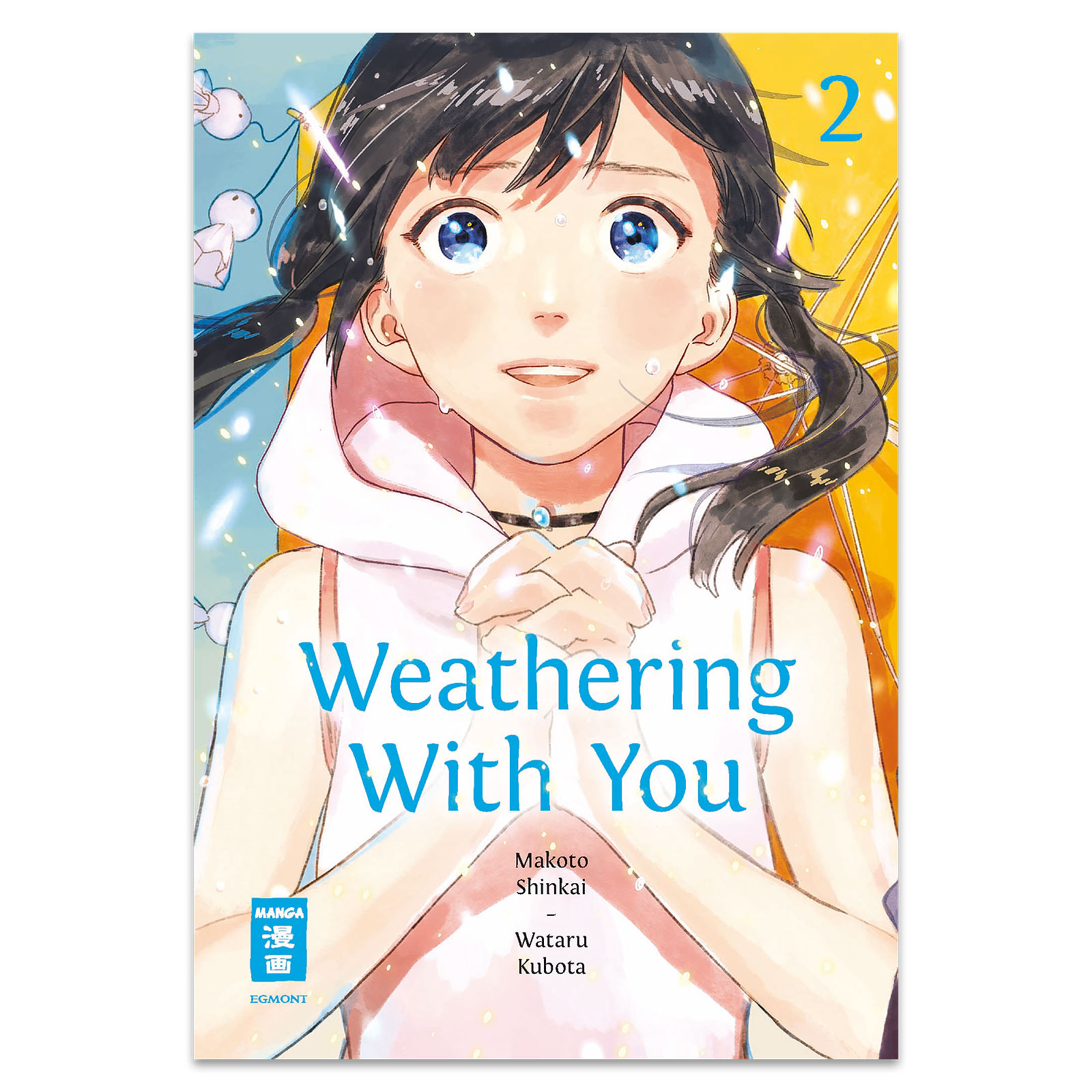 Weathering With You - Band 2 Taschenbuch