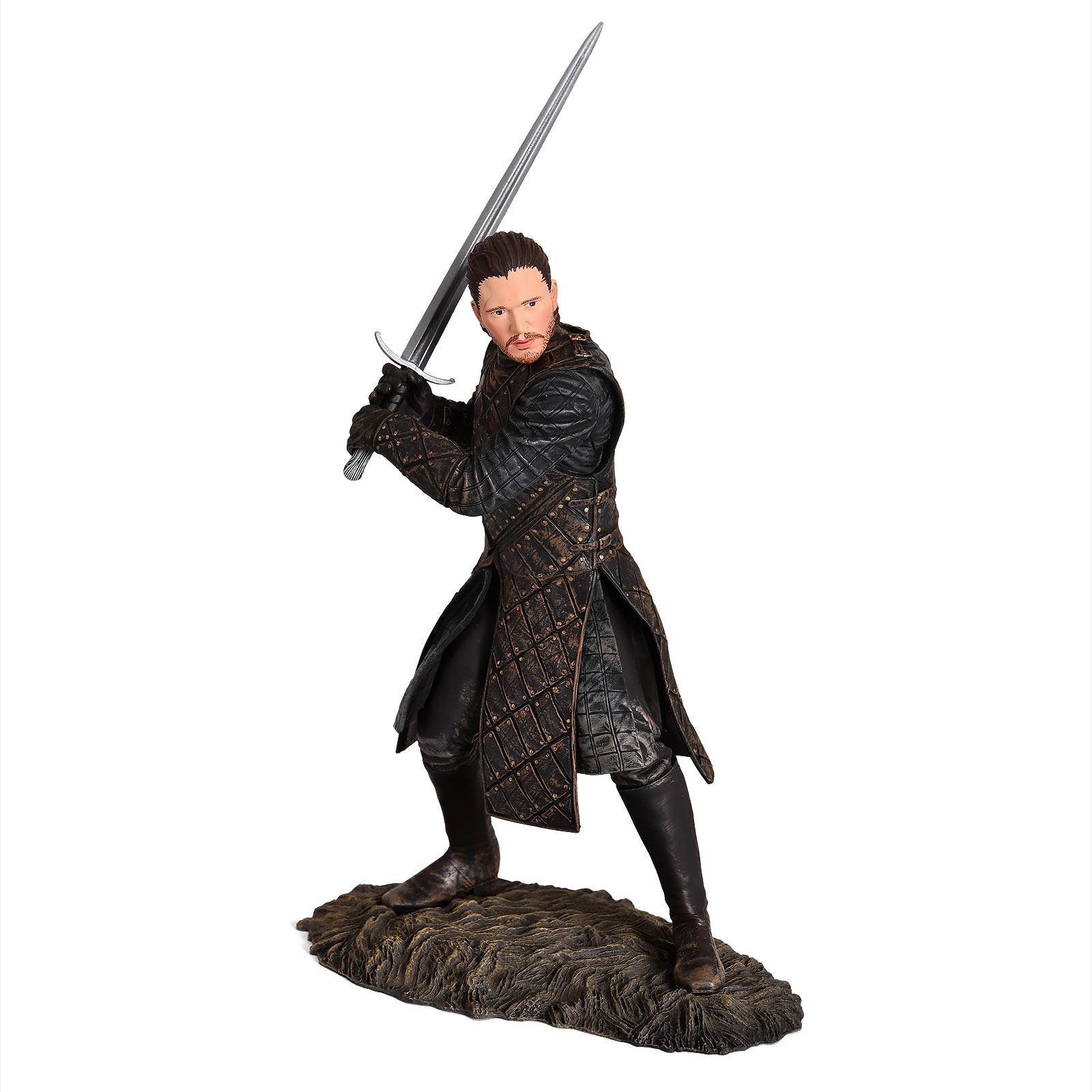 Game of Thrones - Jon Snow Figur 20 cm