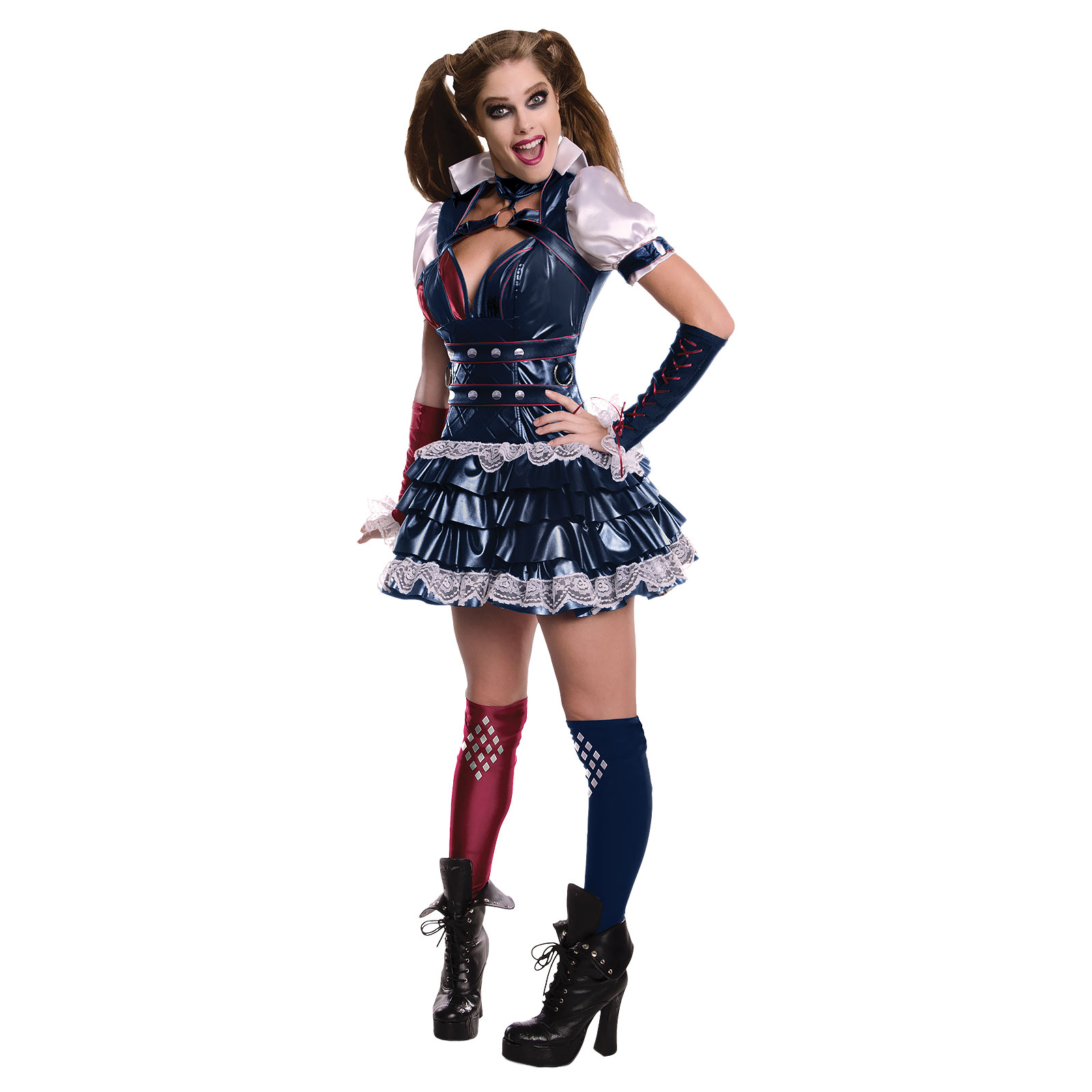 Harley Quinn - Batman Arkham Kostüm