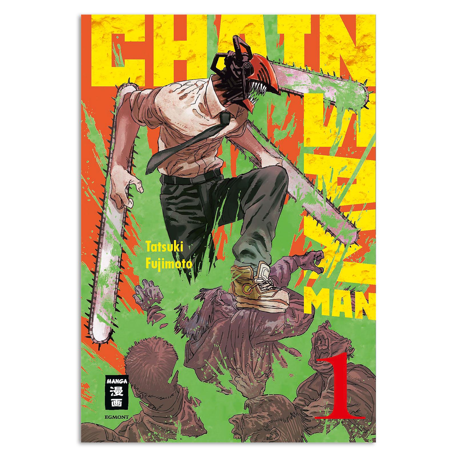 Chainsaw Man - Band 1 Taschenbuch