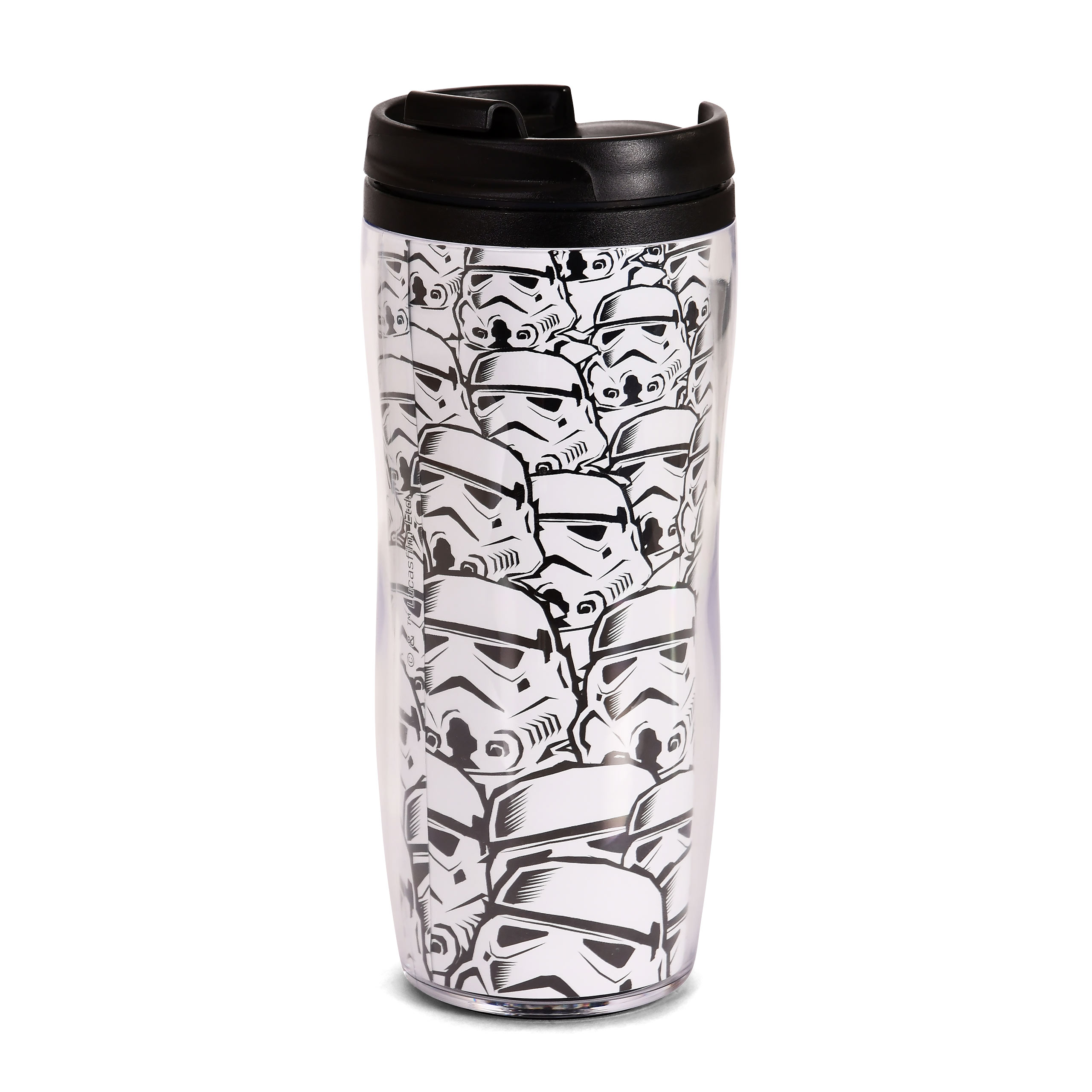 Star Wars - Where is Vader To Go Becher