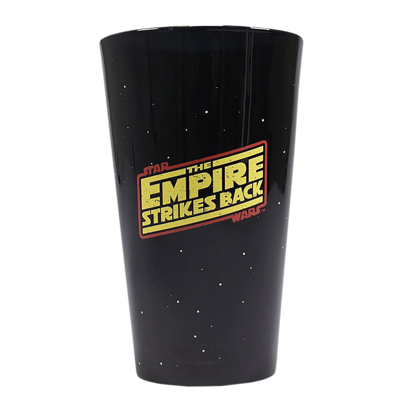 Star Wars - The Empire Strikes Back Glas