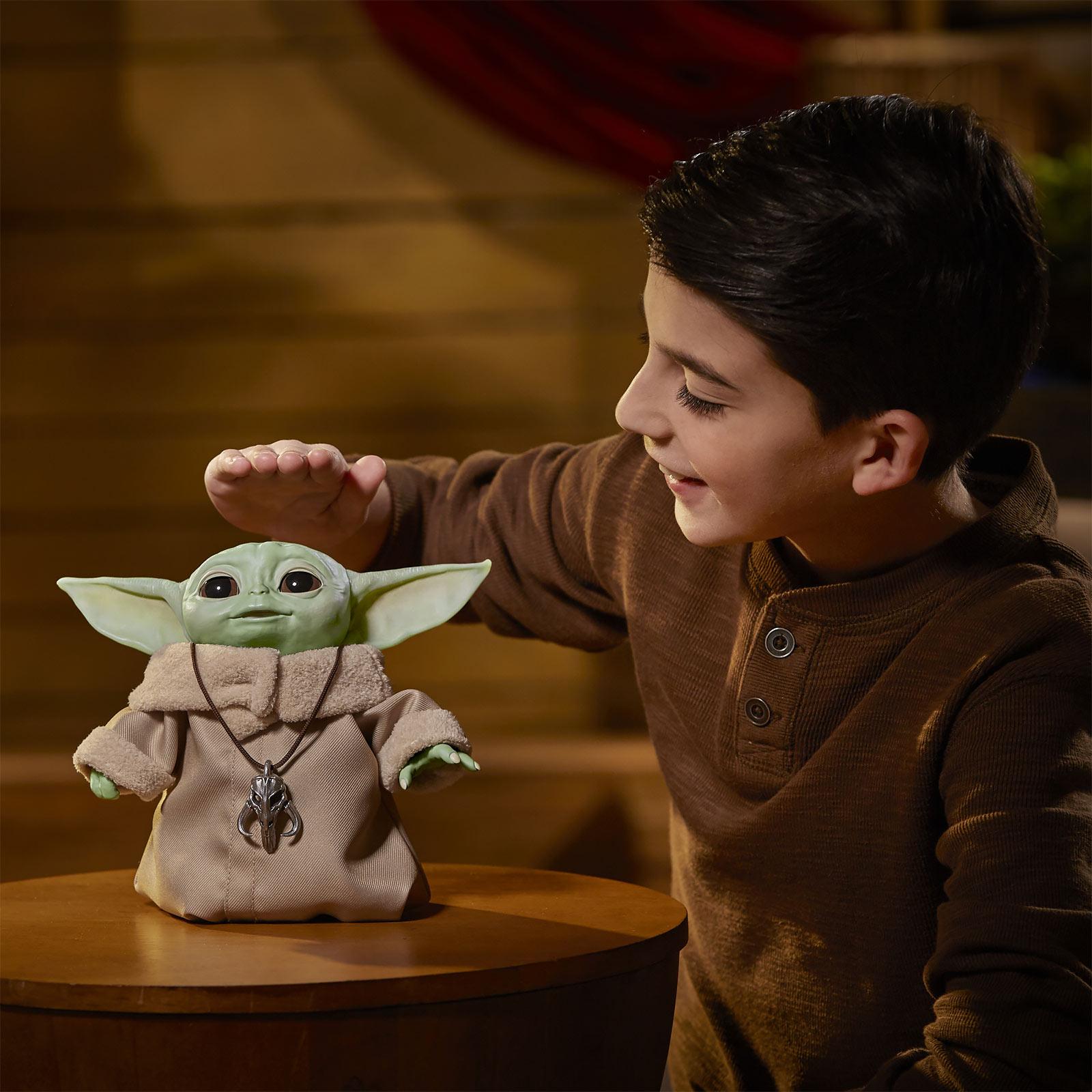 The Child Figur mit Bewegung und Sound 18 cm - Star Wars The Mandalorian