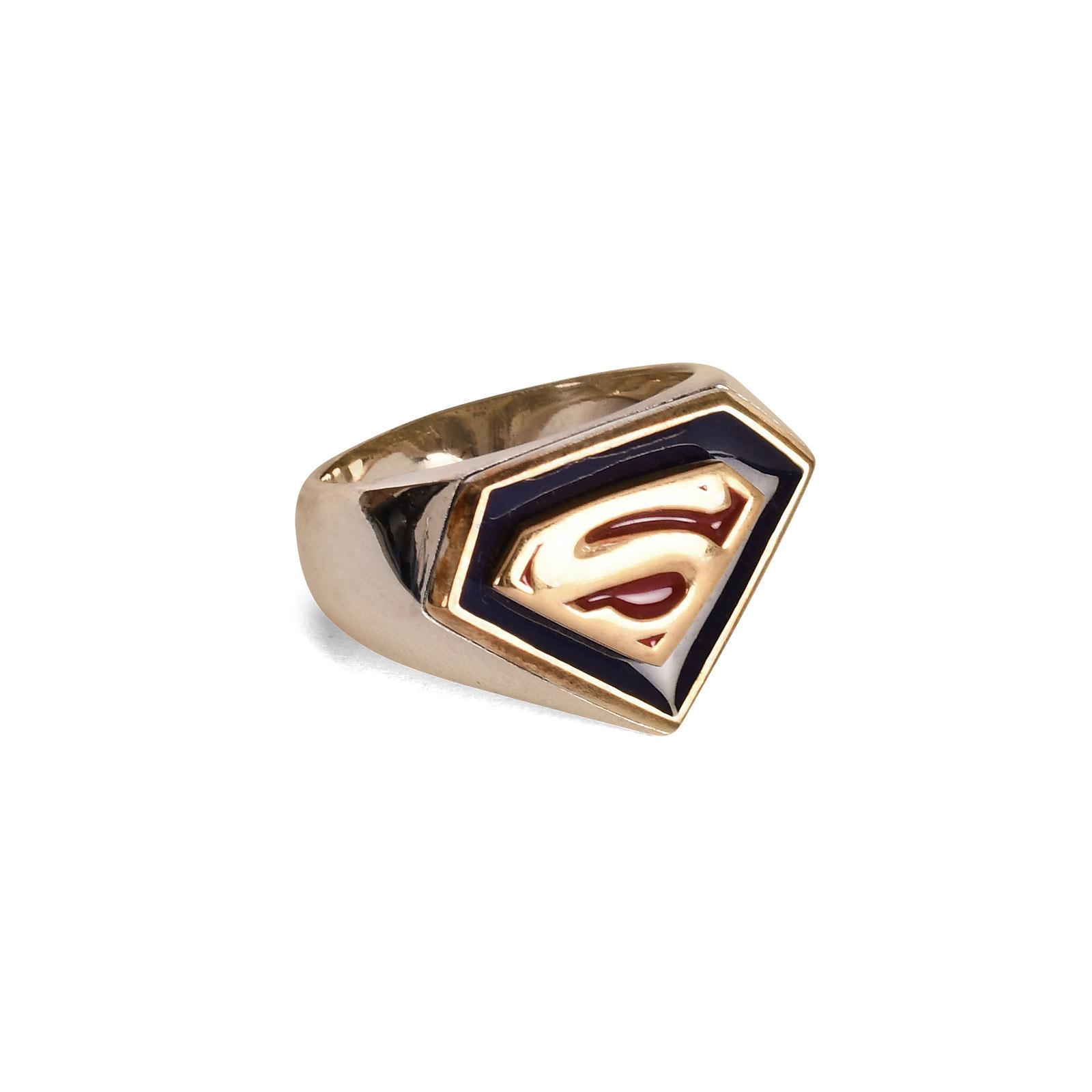 Superman Returns Symbol Ring